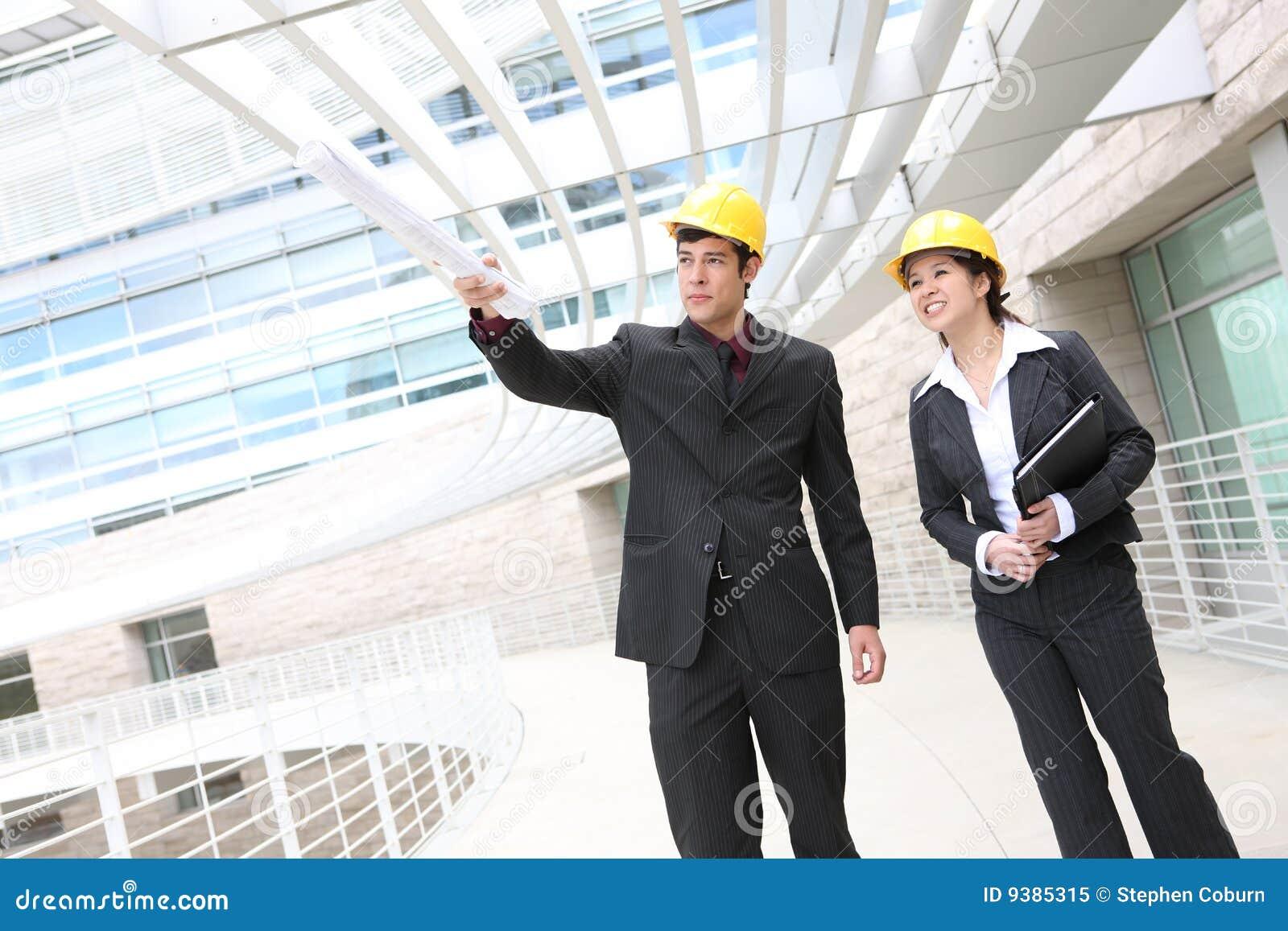 De Architecten van de man en van de Vrouw