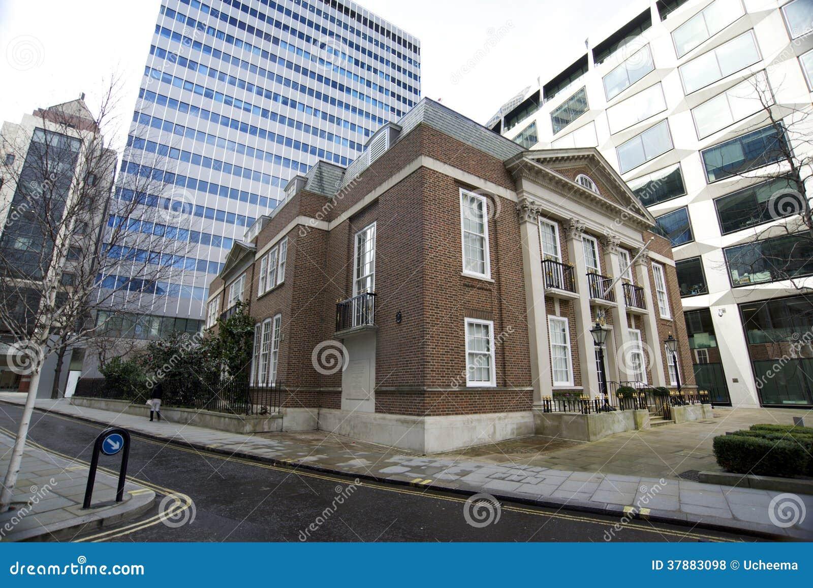 De Architectuur van Londen