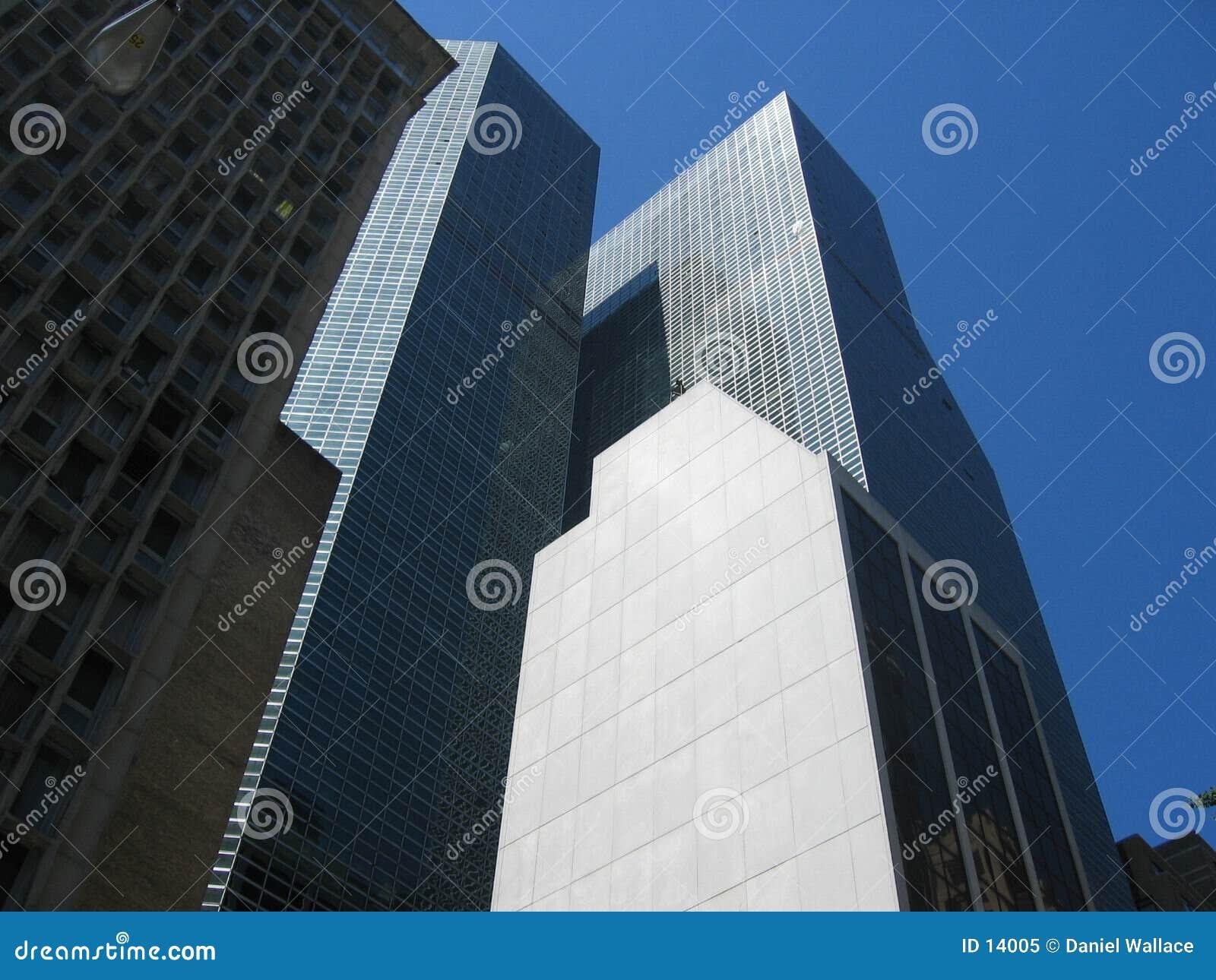 De Architectuur van New York