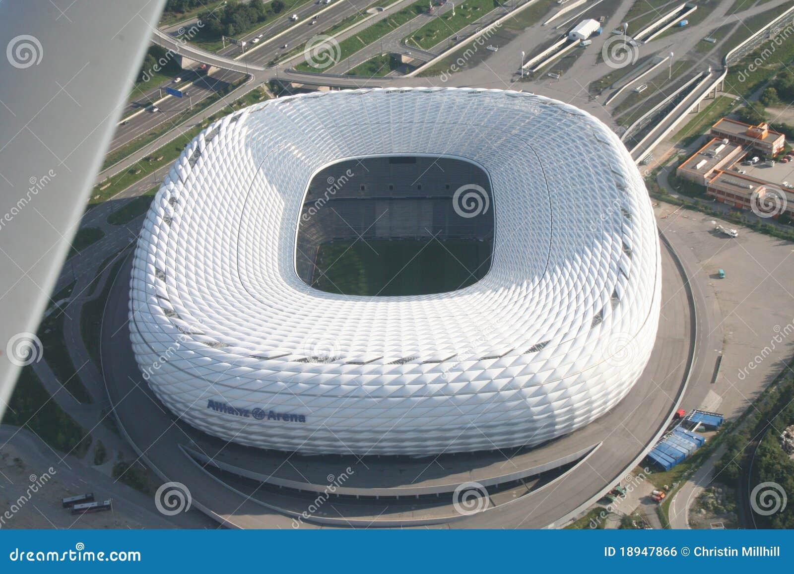 De Arena van Allianz