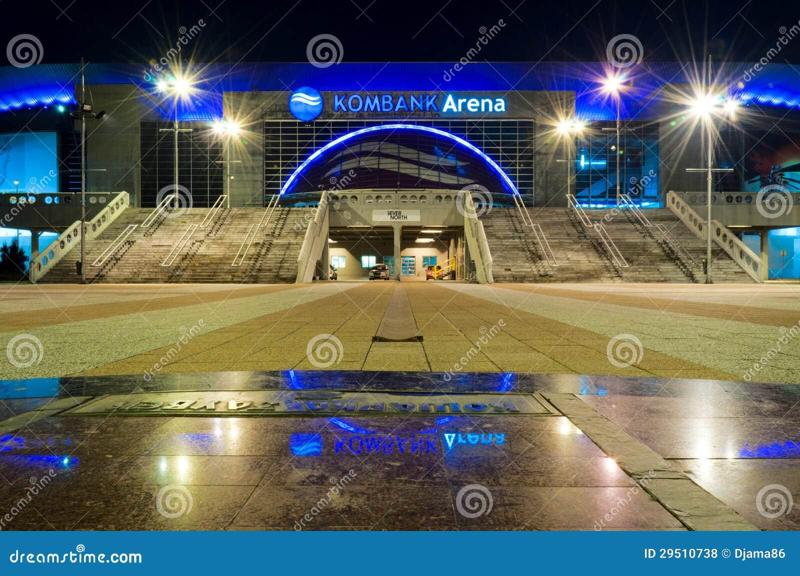 De arena van Belgrado