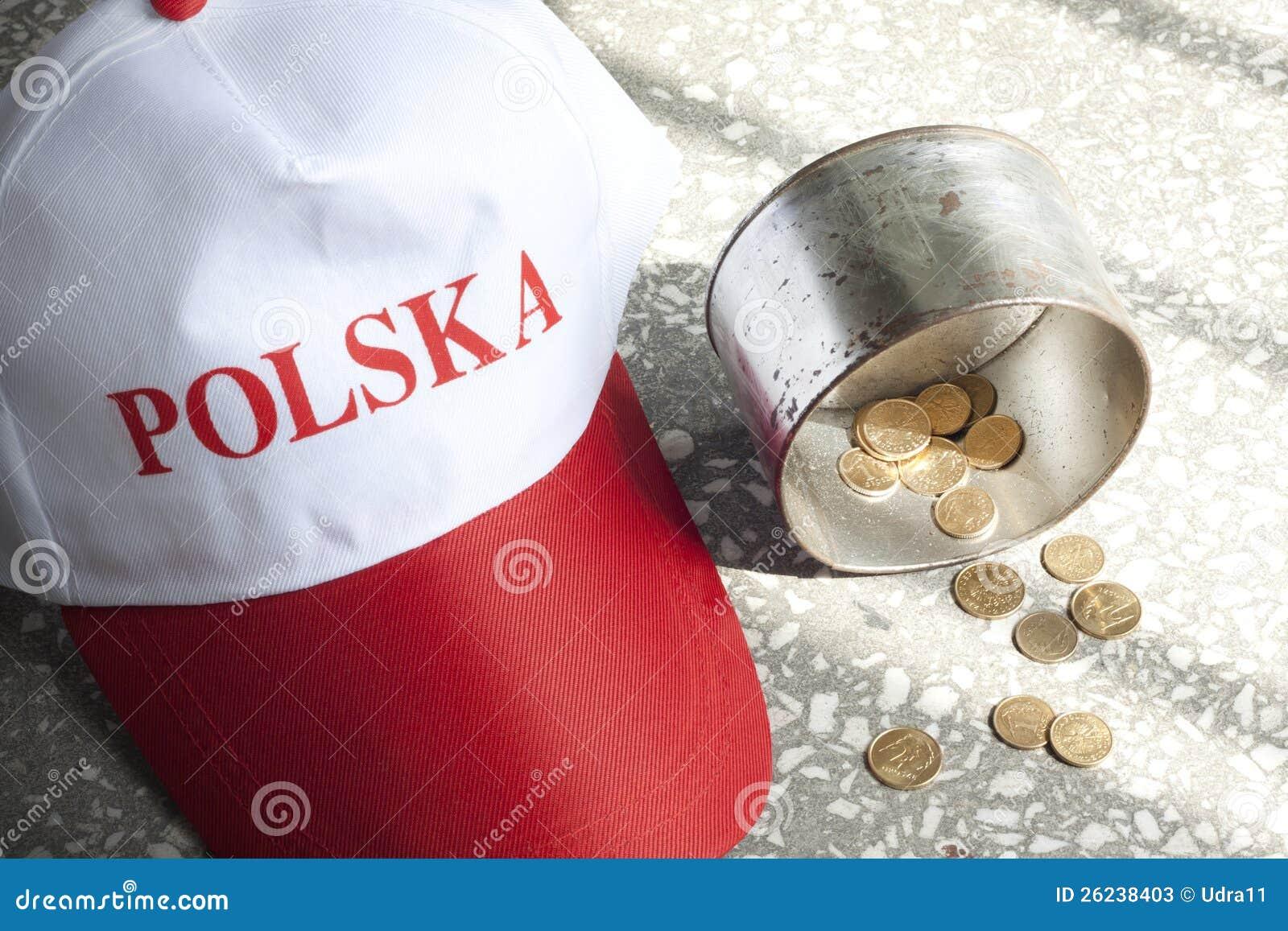 De armoedeellende en honger van Polen