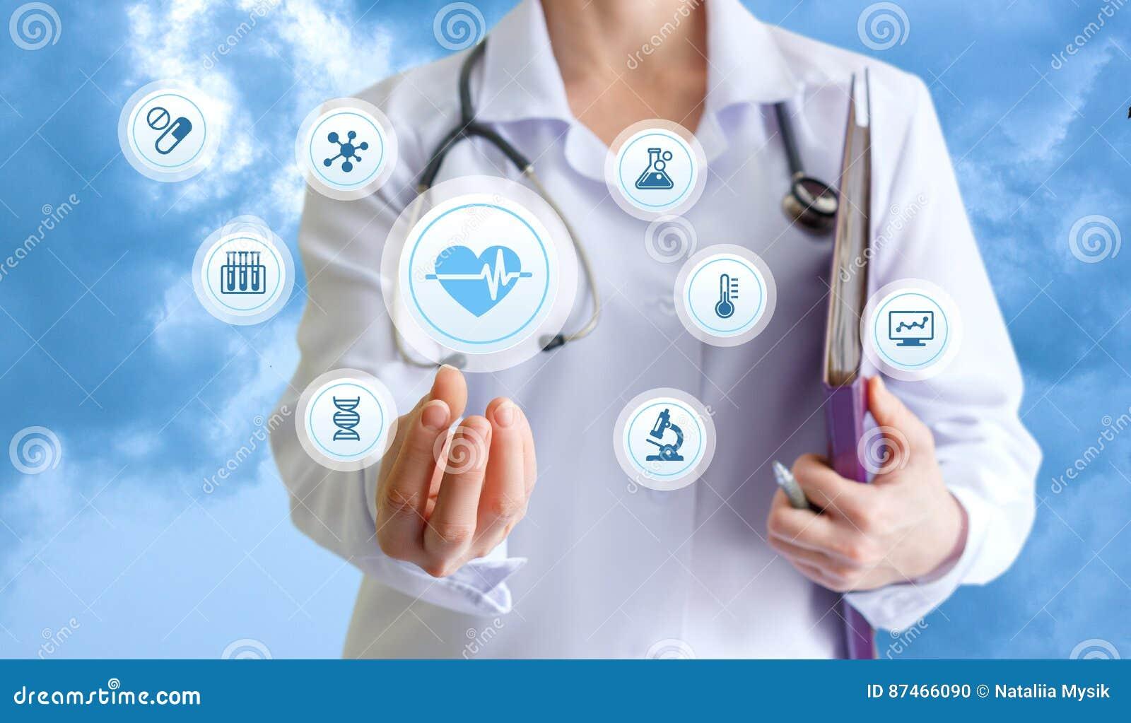 De arts test hart