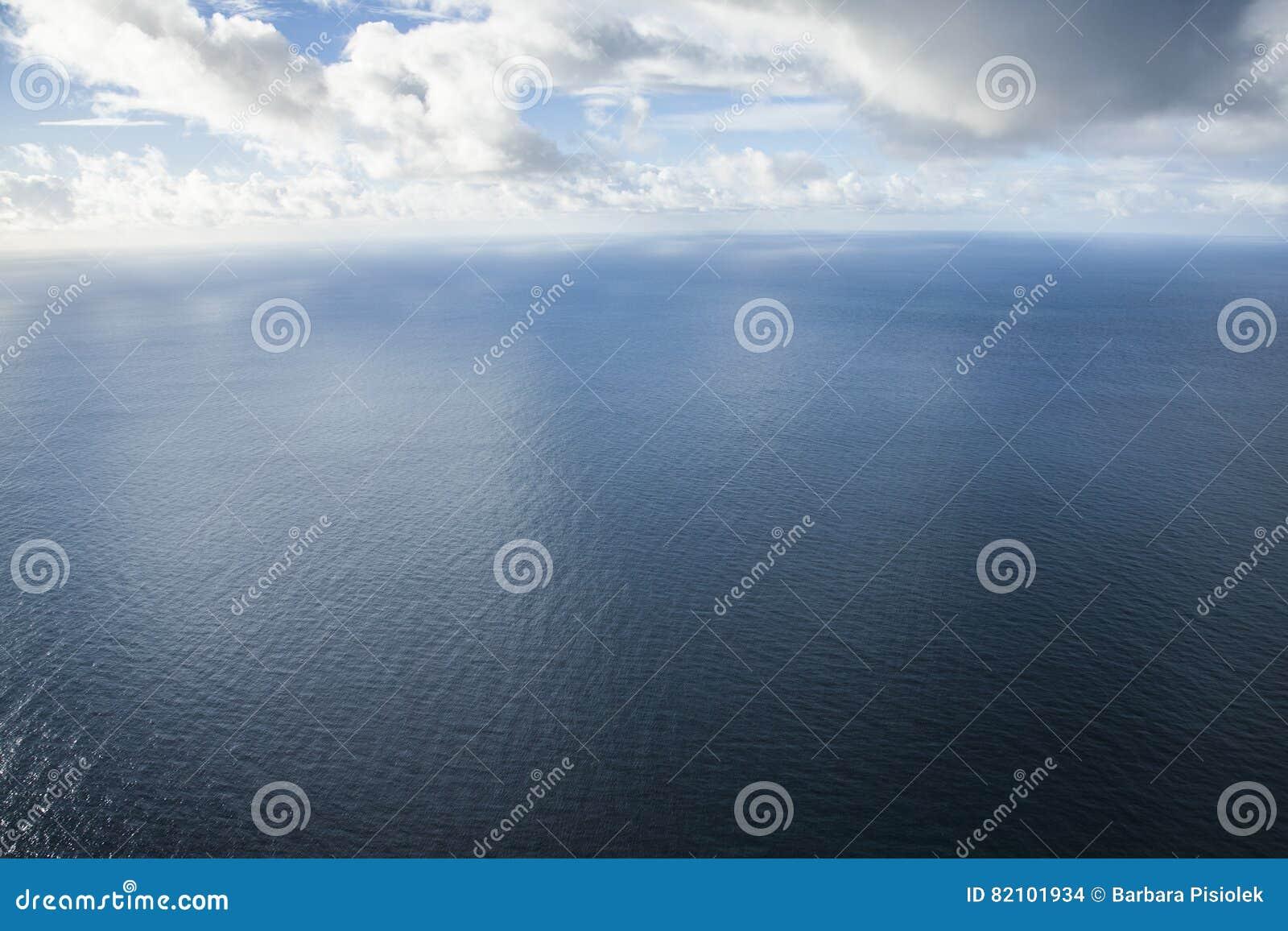 De Atlantische Oceaan, Madera, Portugal