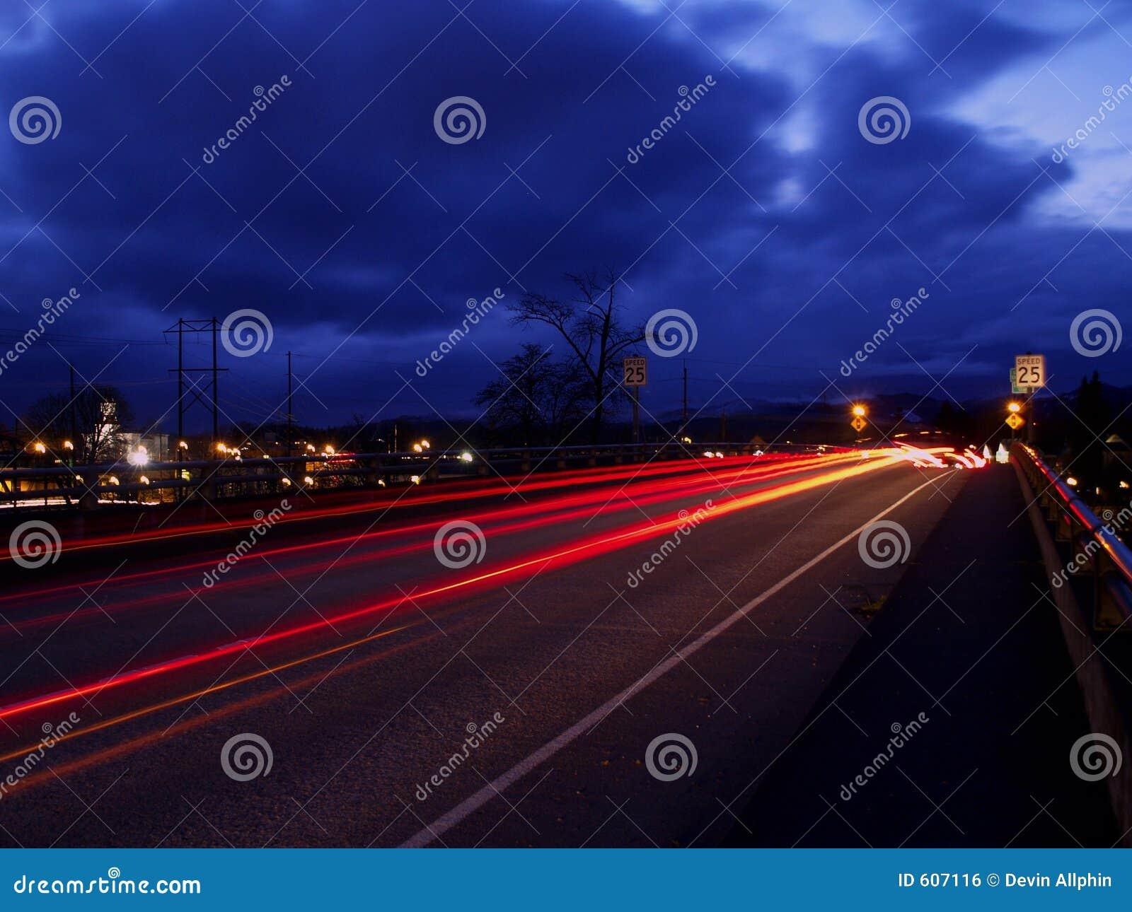 De Auto s van de nacht