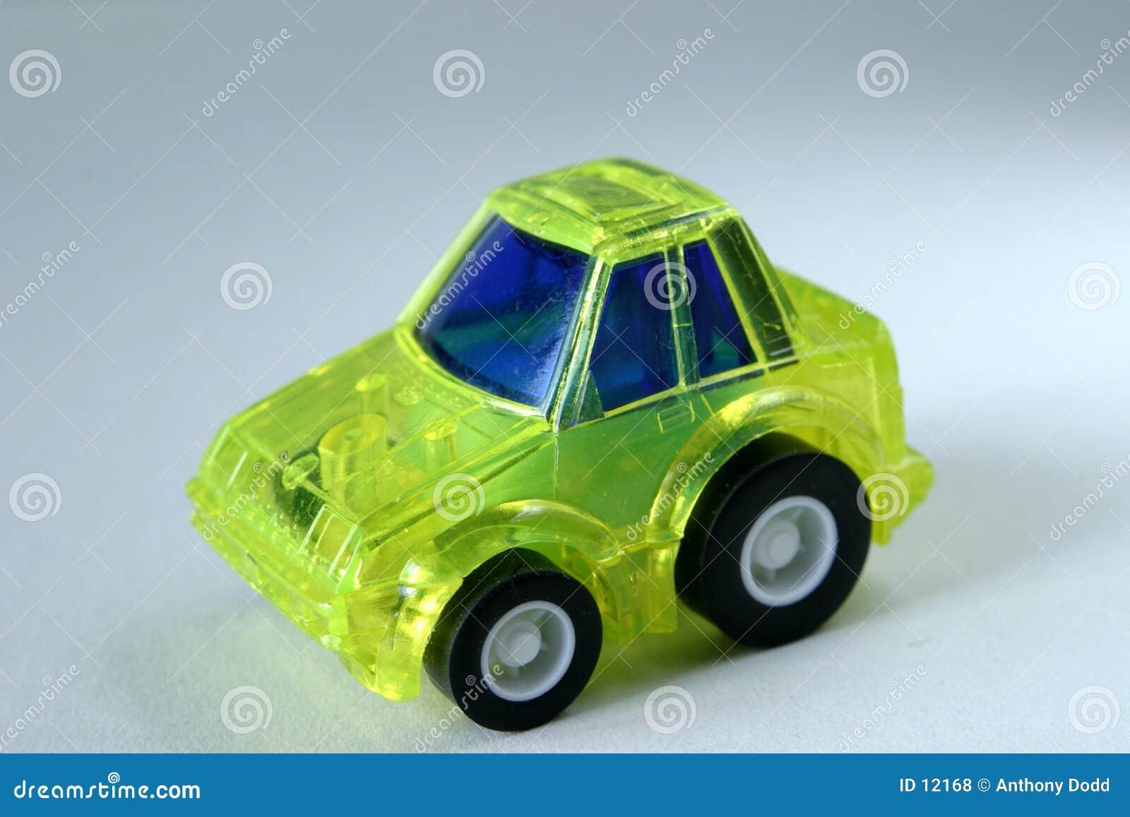De Auto van de stad