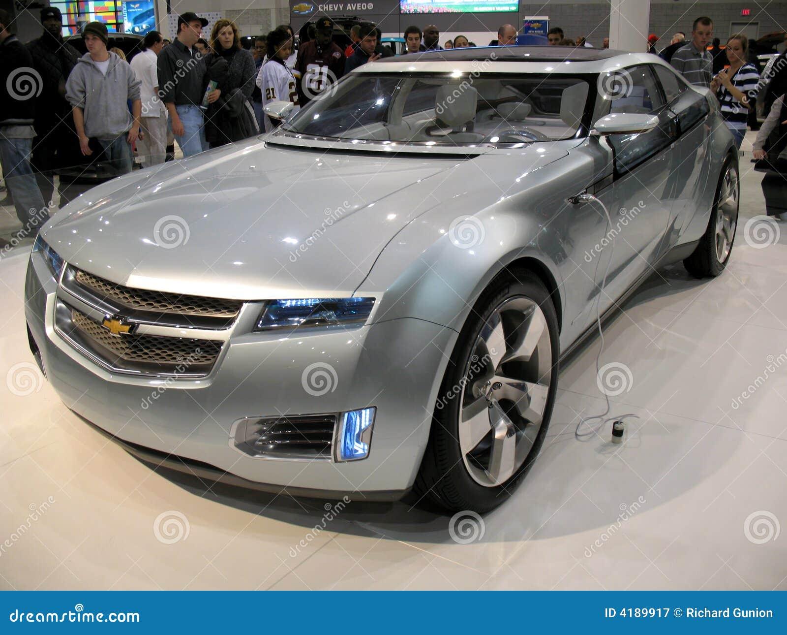 De Auto van het Concept van de Volt van Chevrolet