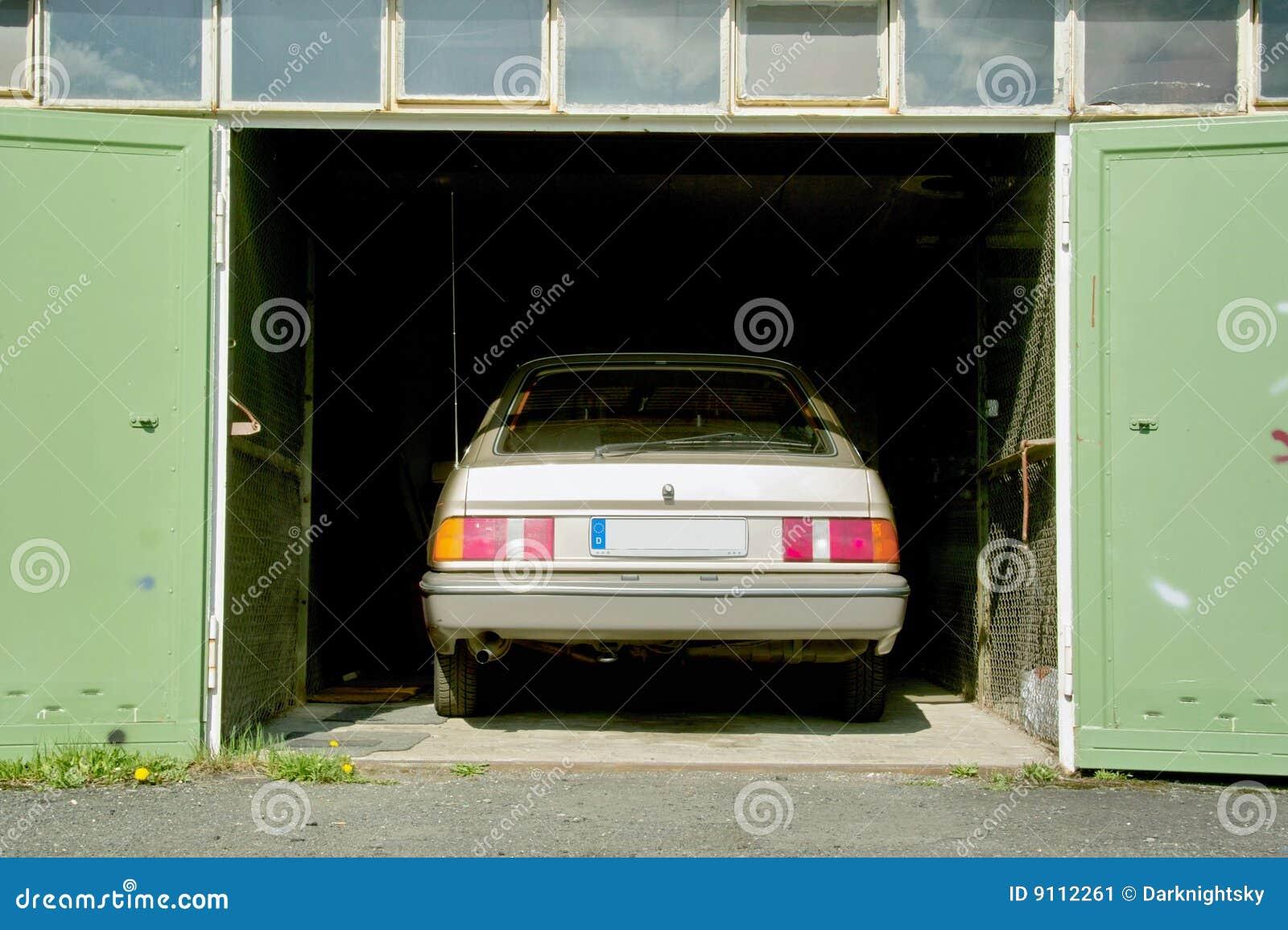 De Auto van het parkeren