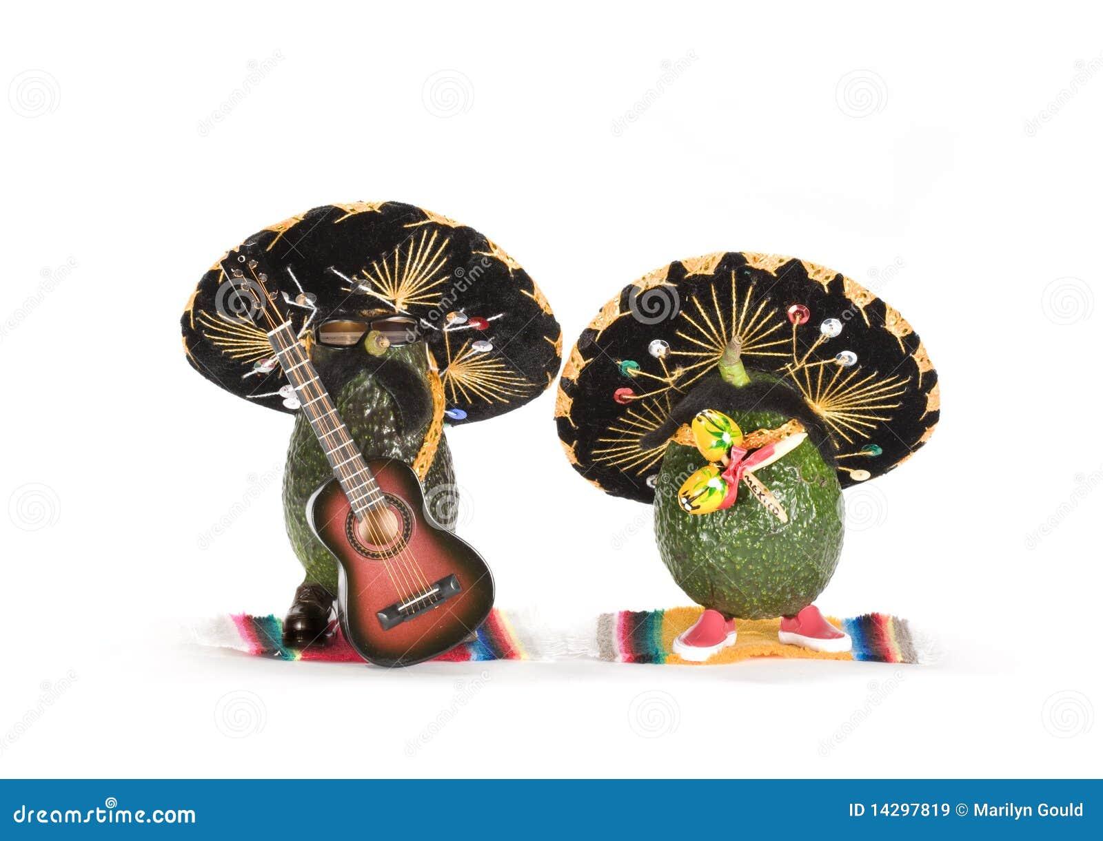 De Avocado s van Mariachi