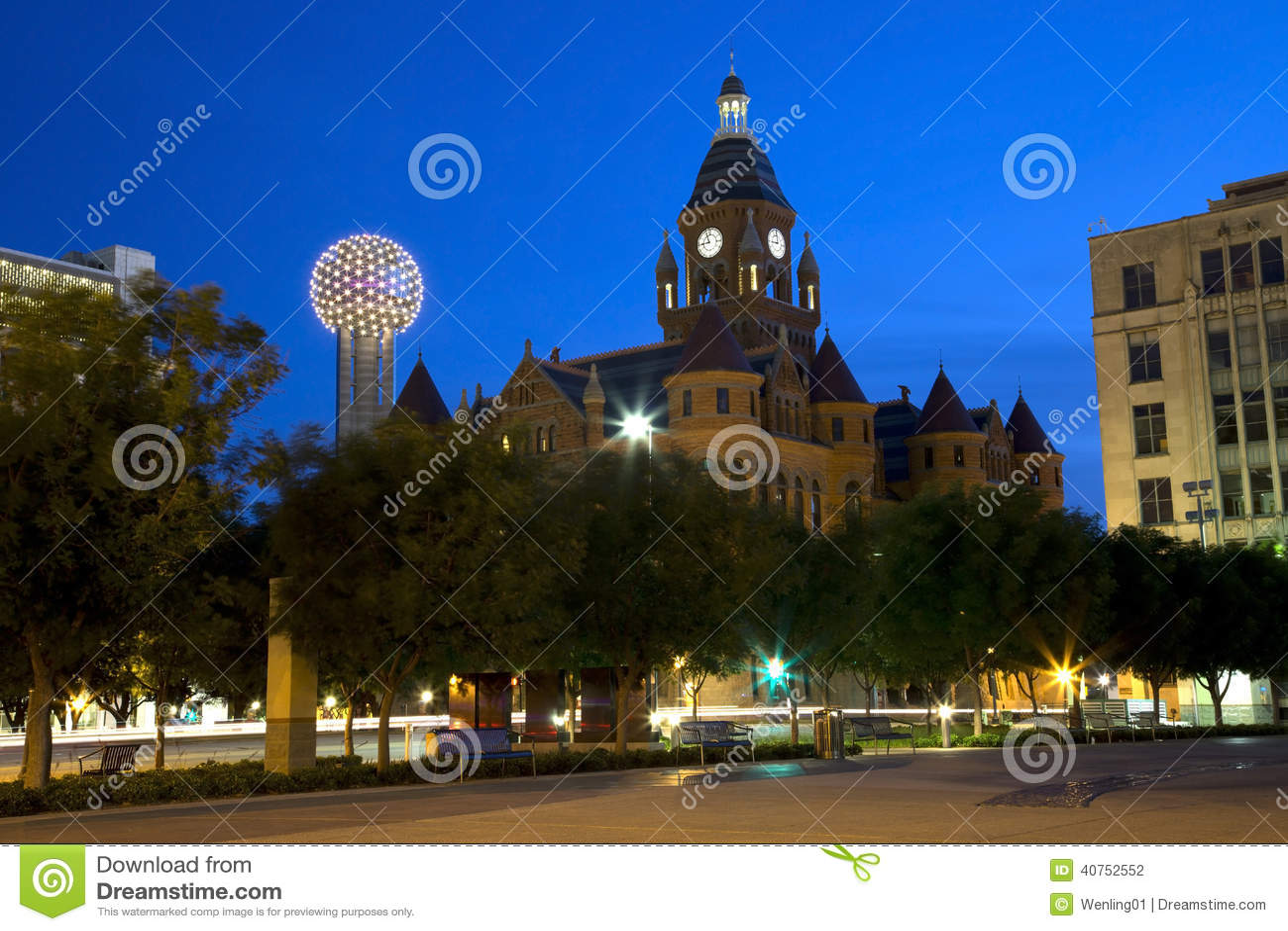 De avond van Dallas