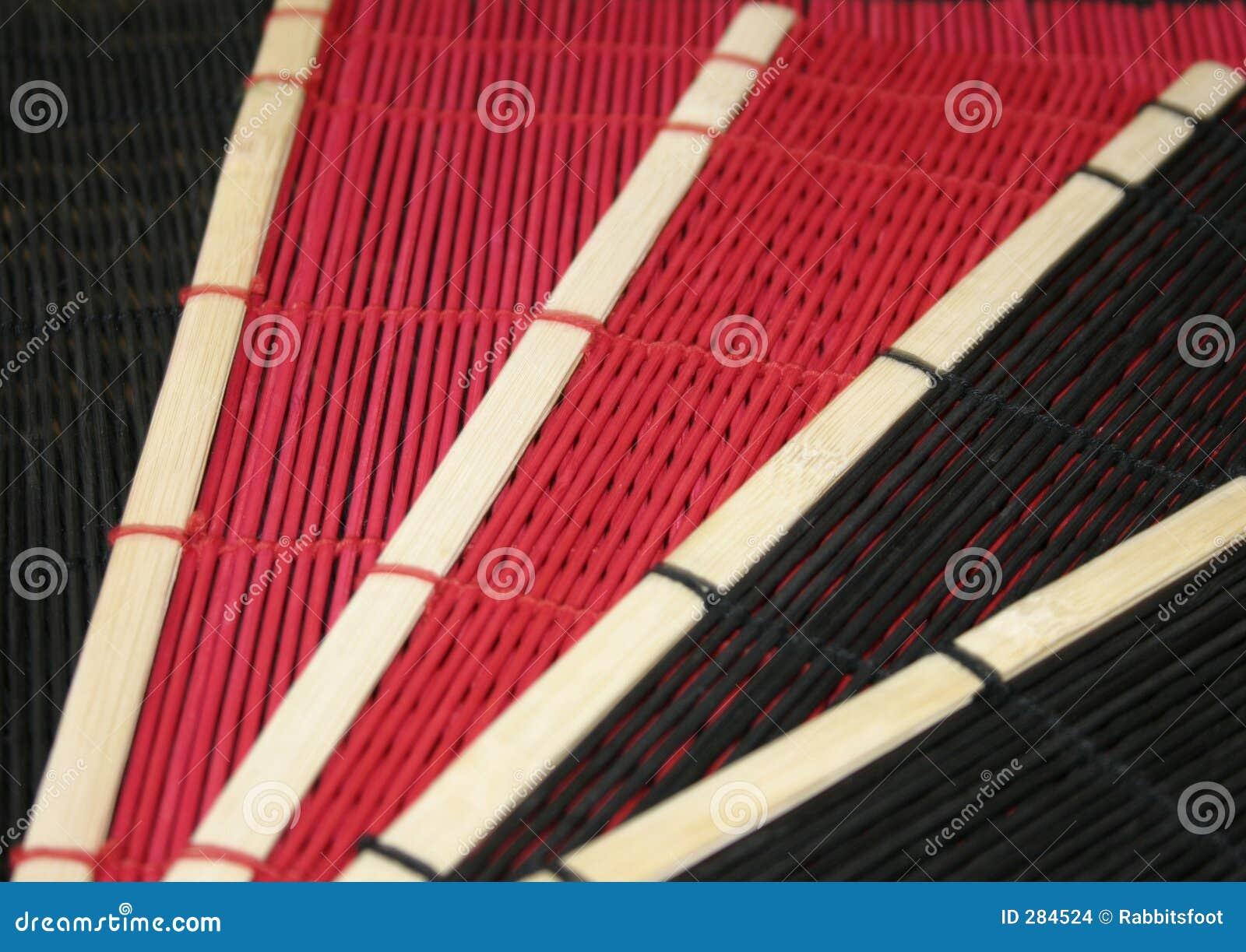 De Aziatische Matten van het Stro