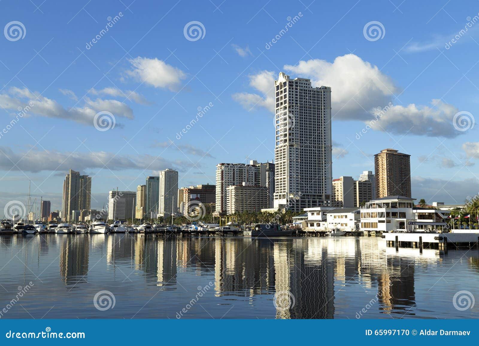 De baai van Manilla