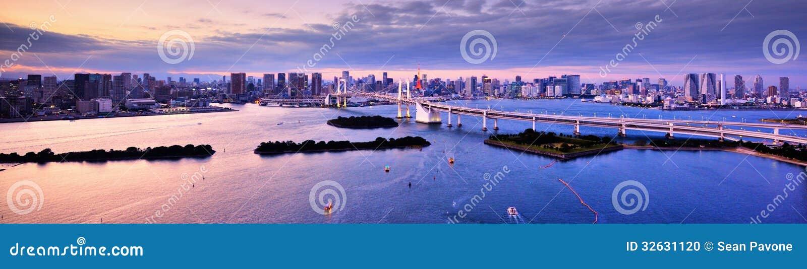 De Baai van Tokyo