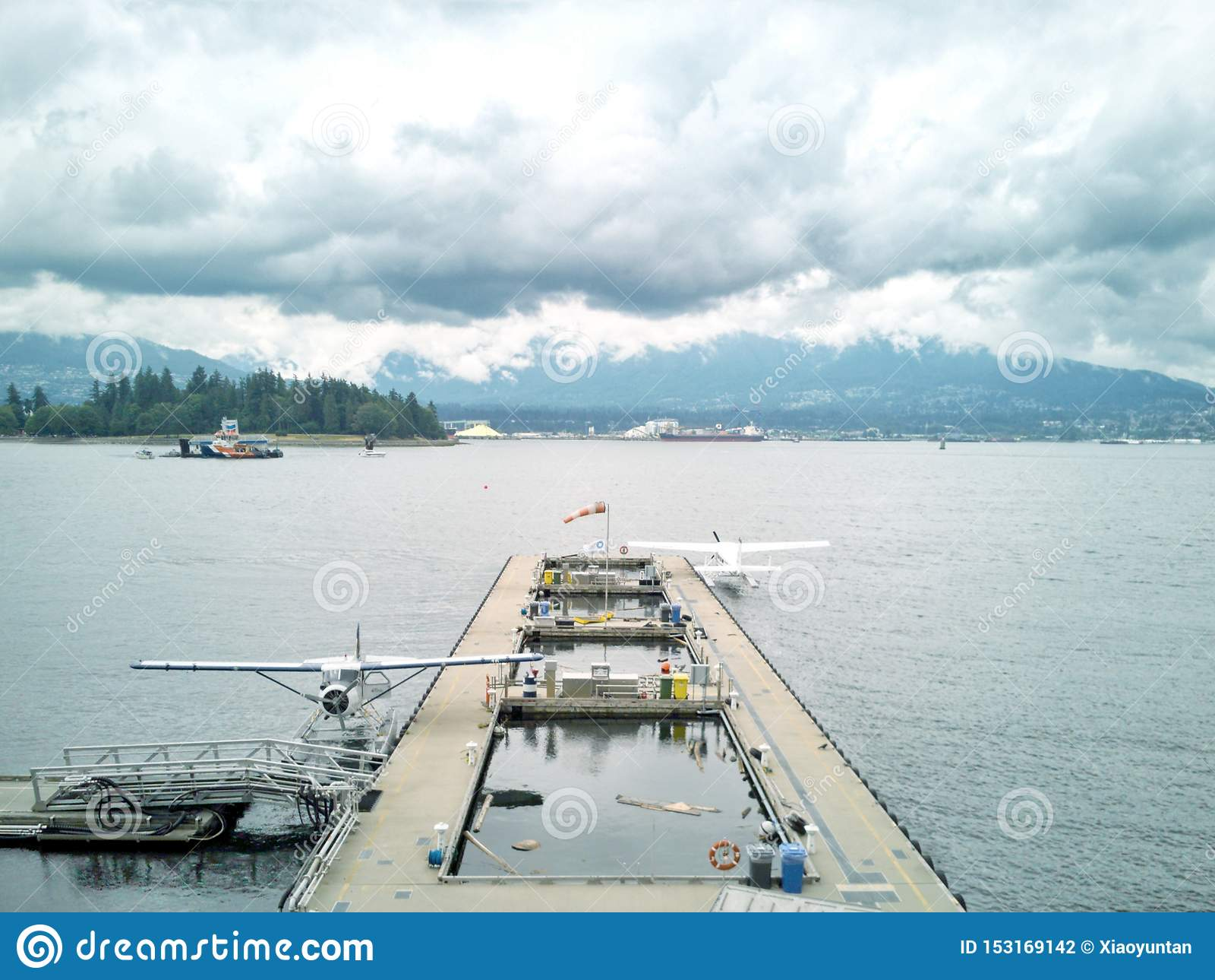 De Baai van Vancouver