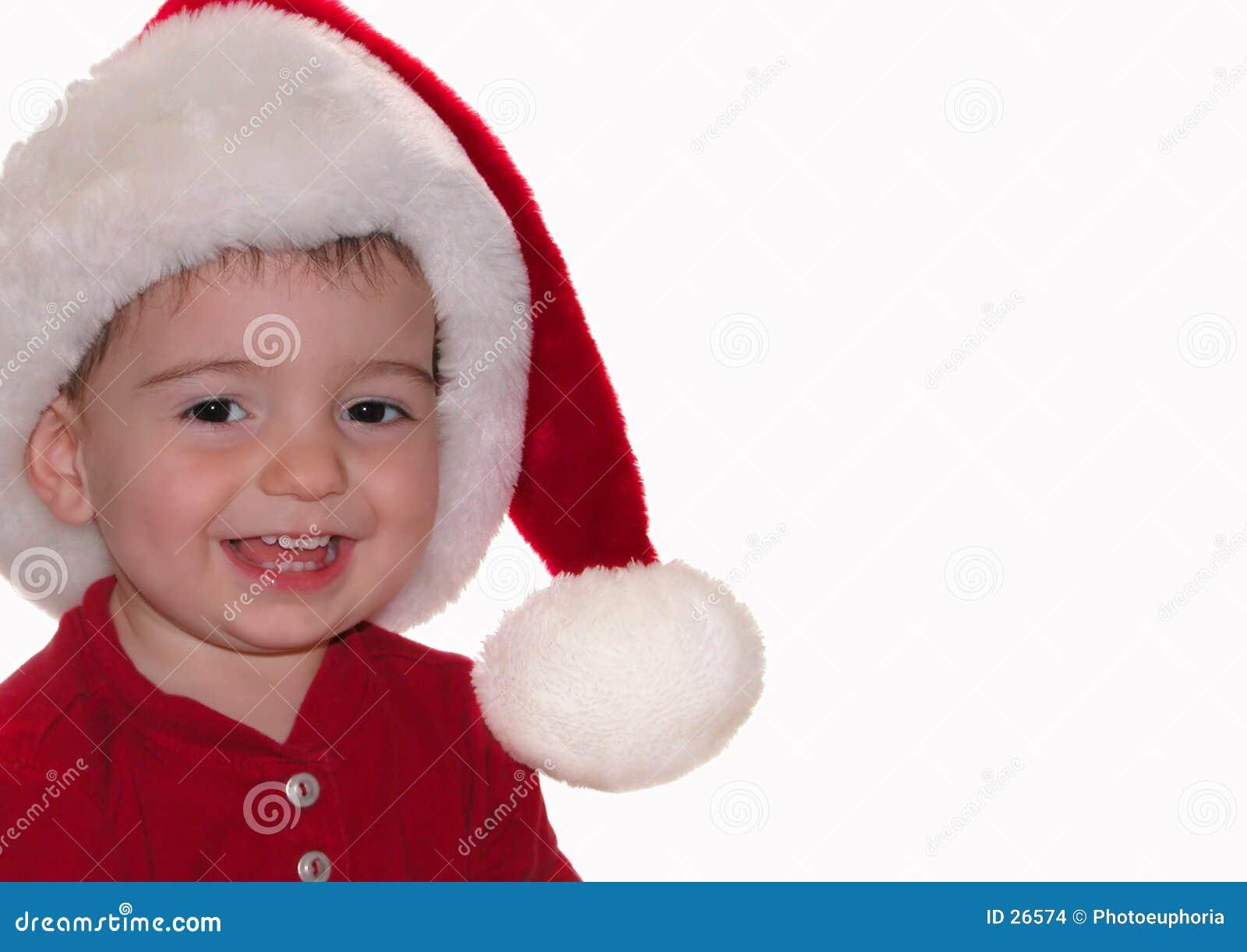 De Baby van de kerstman