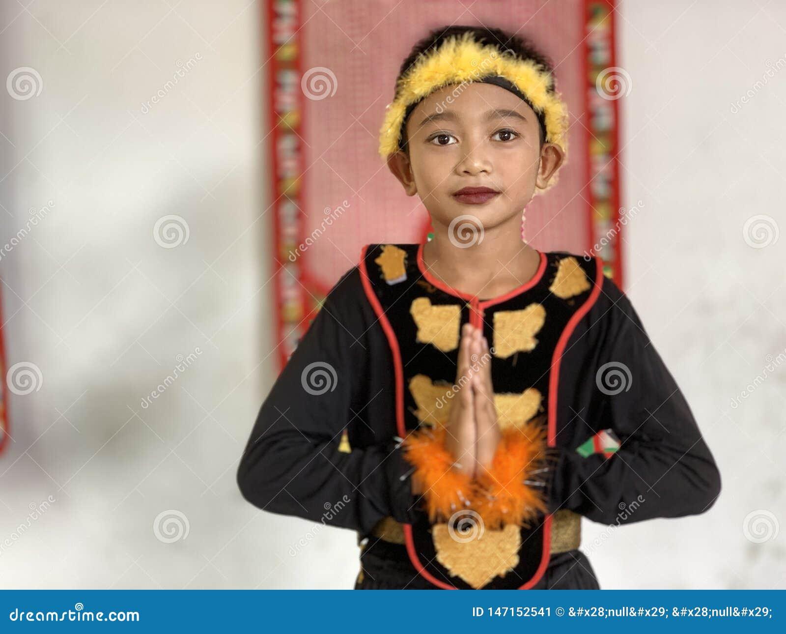De Bajau dansarna