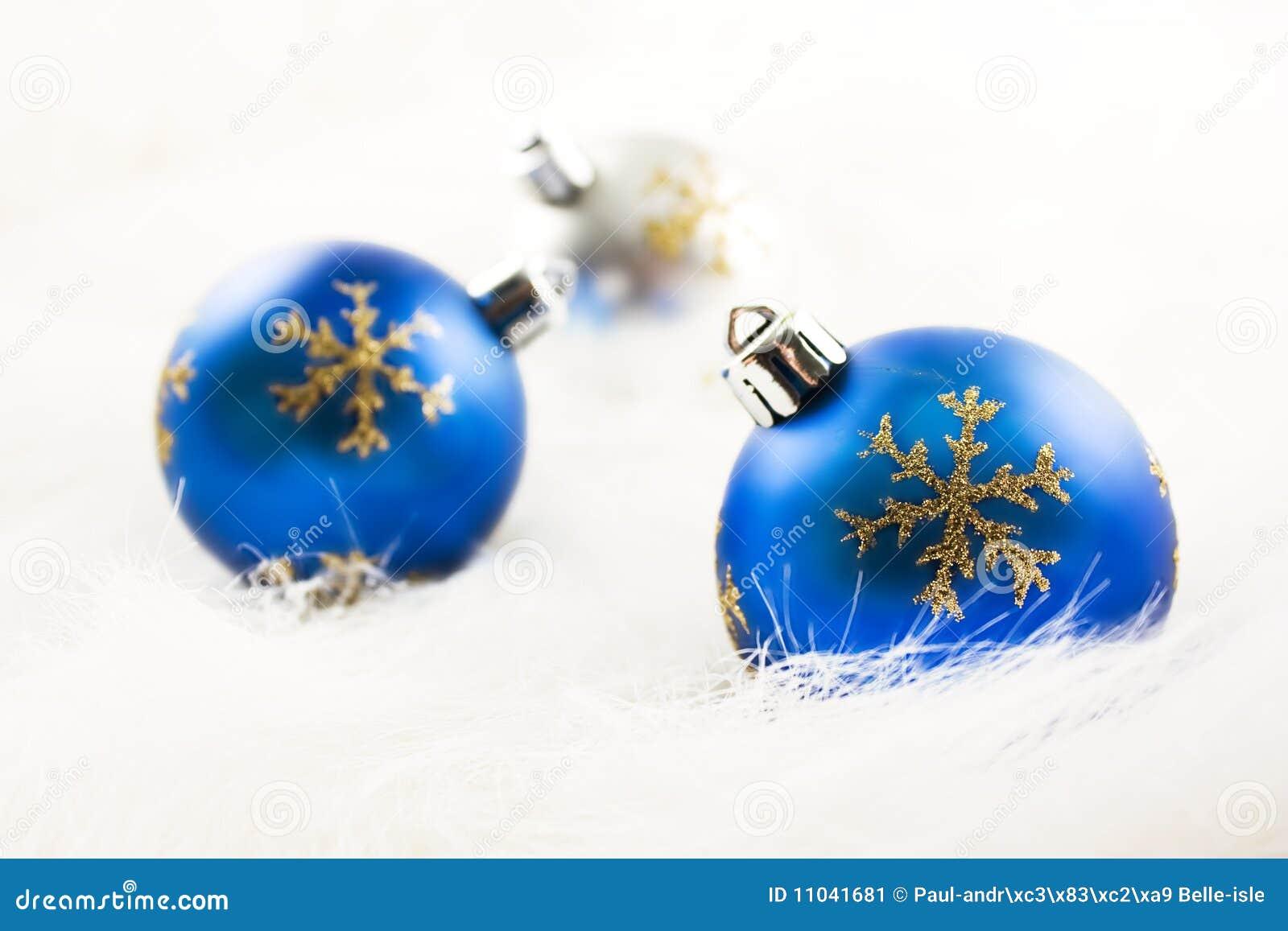 De bal van Kerstmis op de oppervlakte van Harry