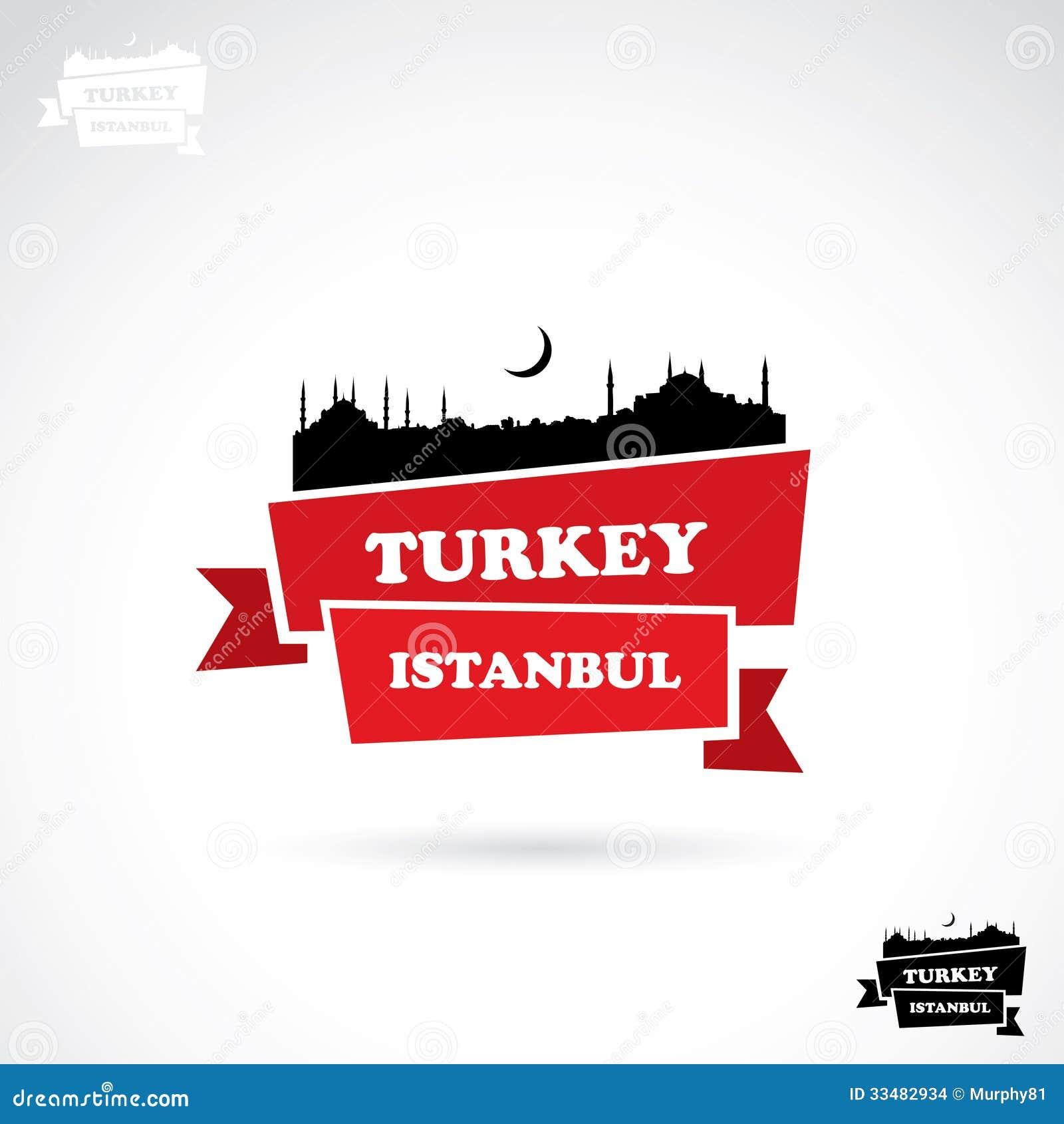De banner van Istanboel