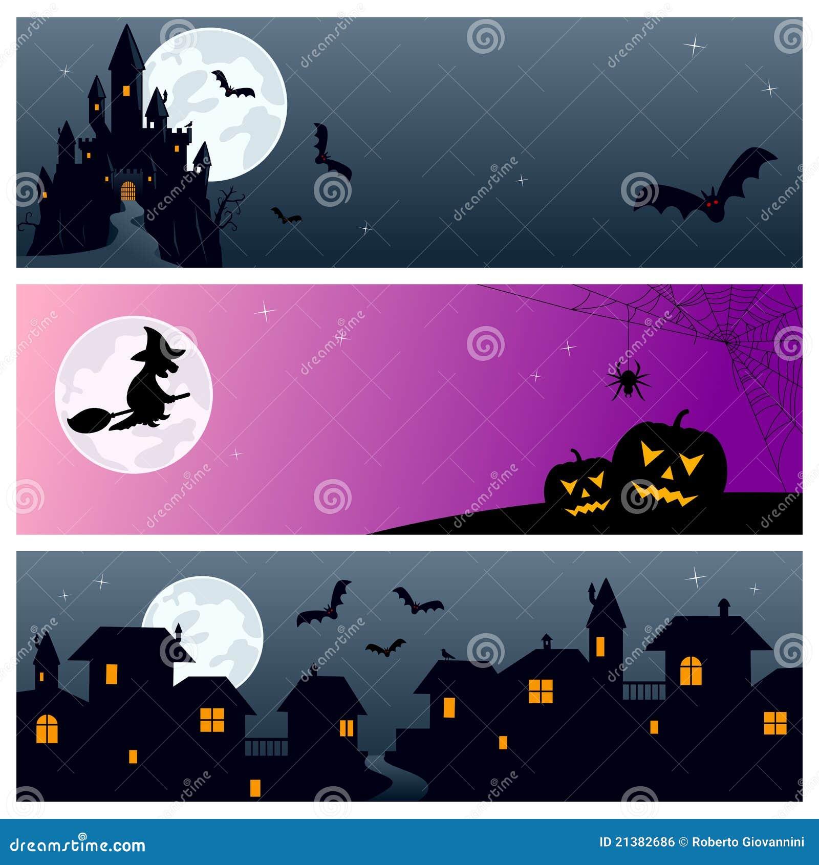 De Banners van Halloween [3]