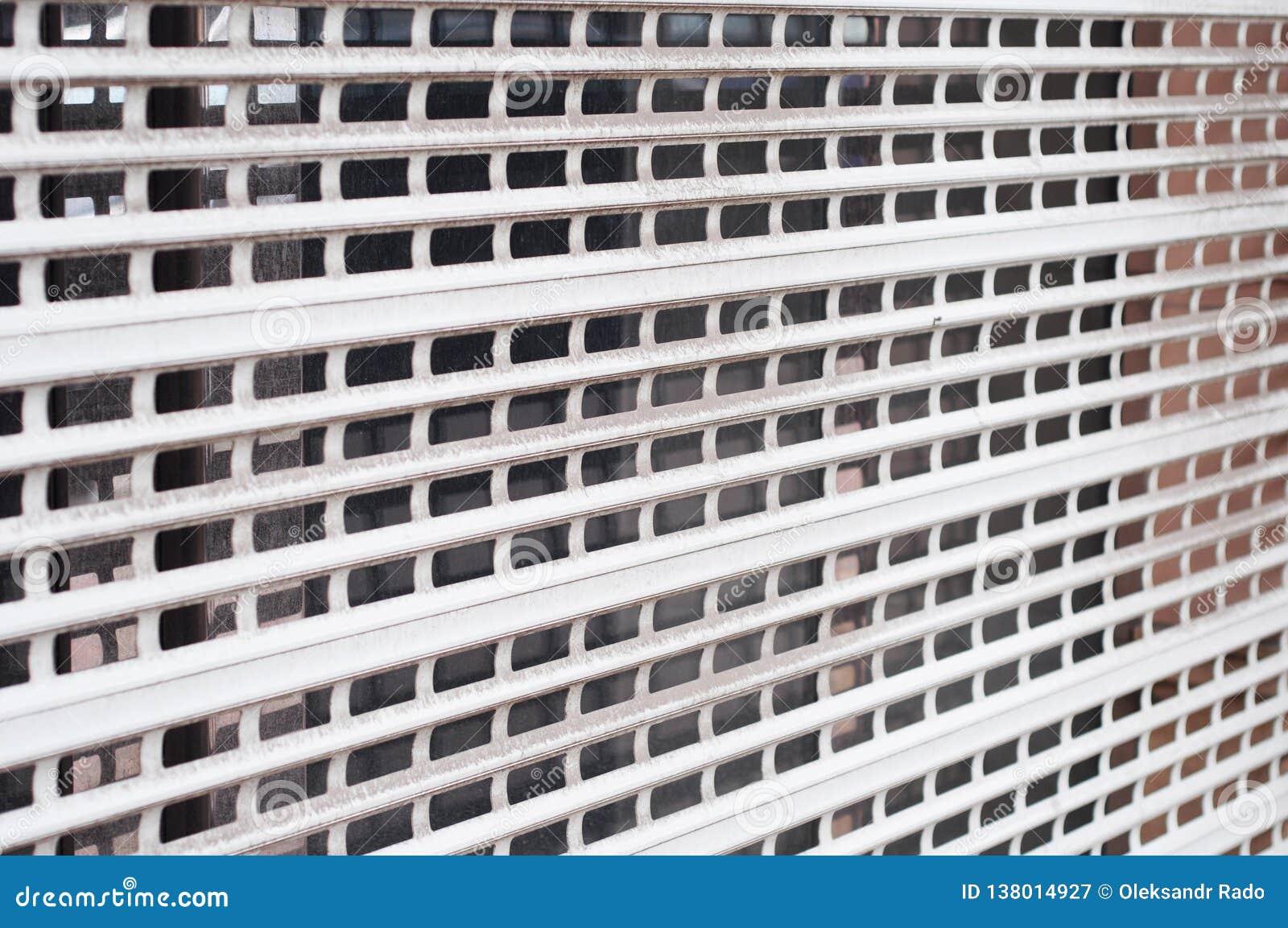 De barrière van de het blindveiligheid van het huisvenster