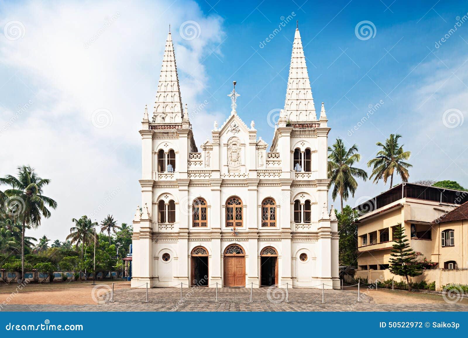 De Basiliek van Cruz van de kerstman