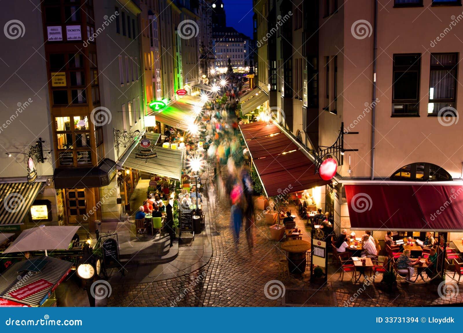 De bazaar van Dresden