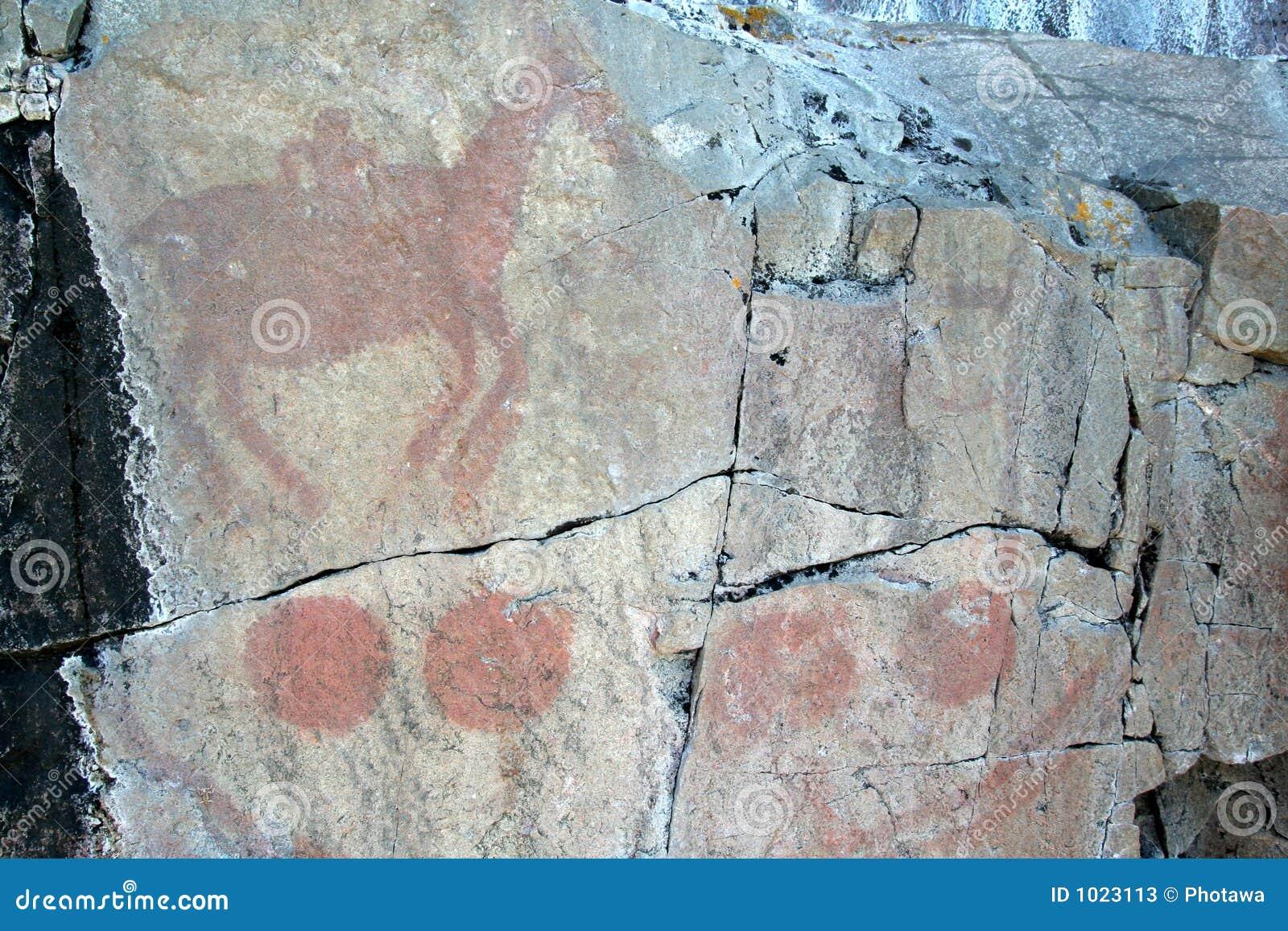 De Beeldschrifttekens van Agawa - Paard en Gebieden