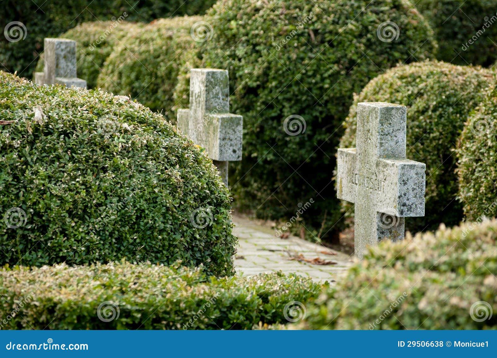 De Begraafplaats van helden