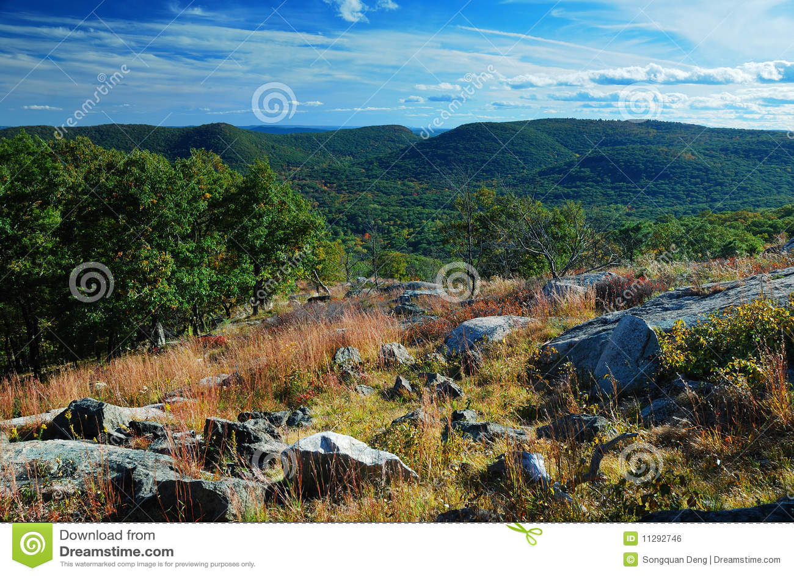 De Berg van de rots