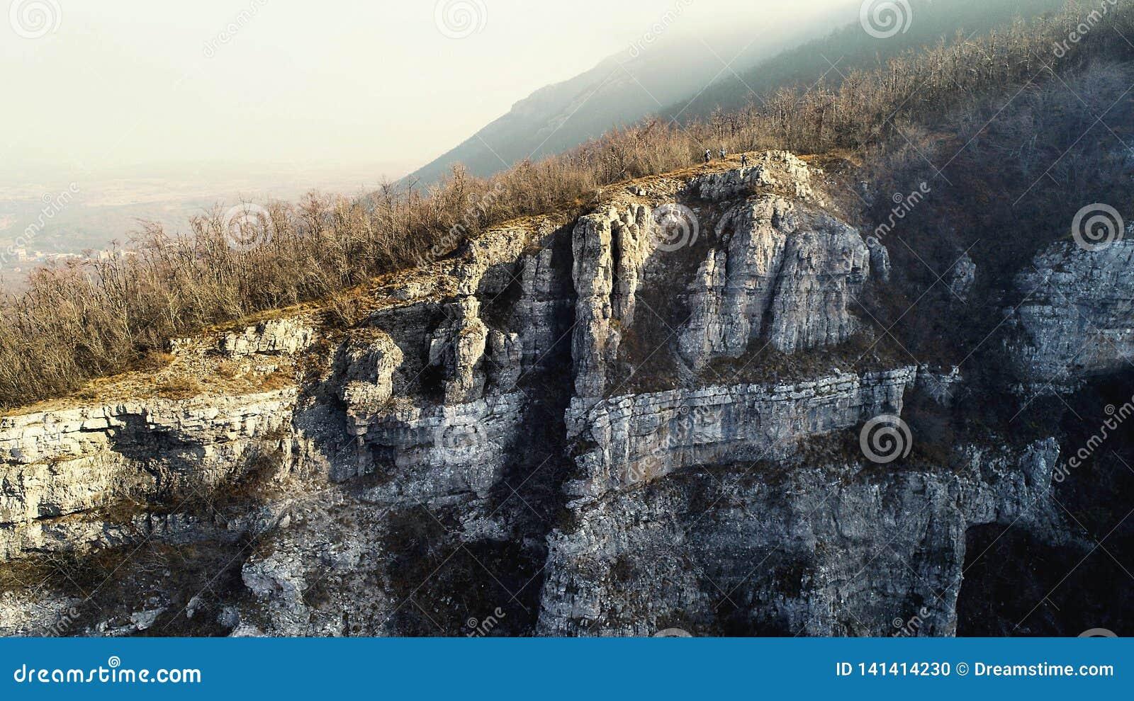 De berg van Rtanj