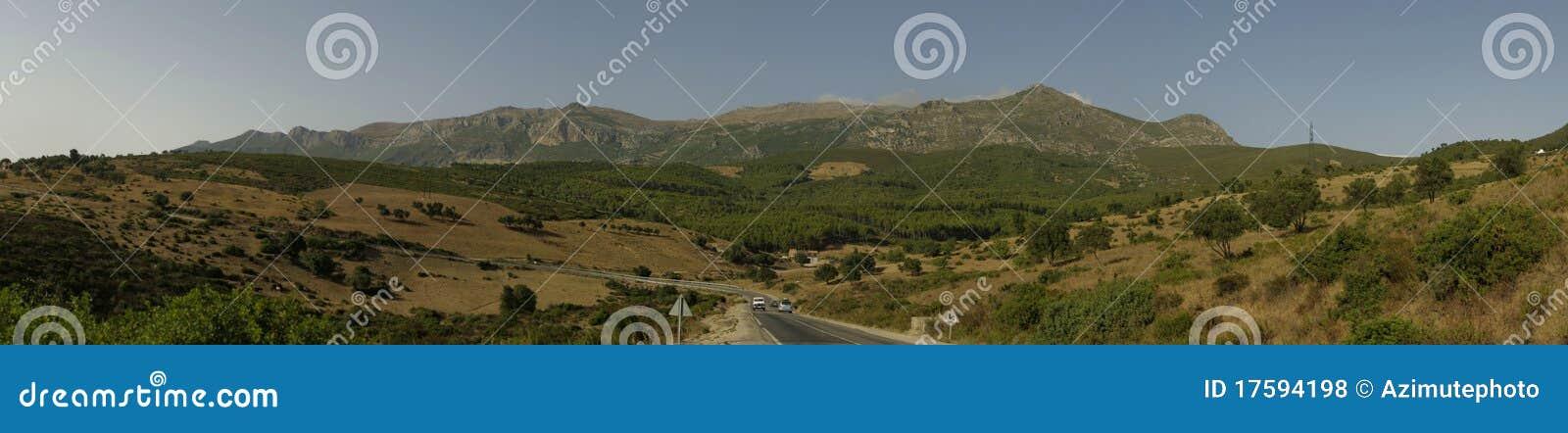 De Bergen van Rif