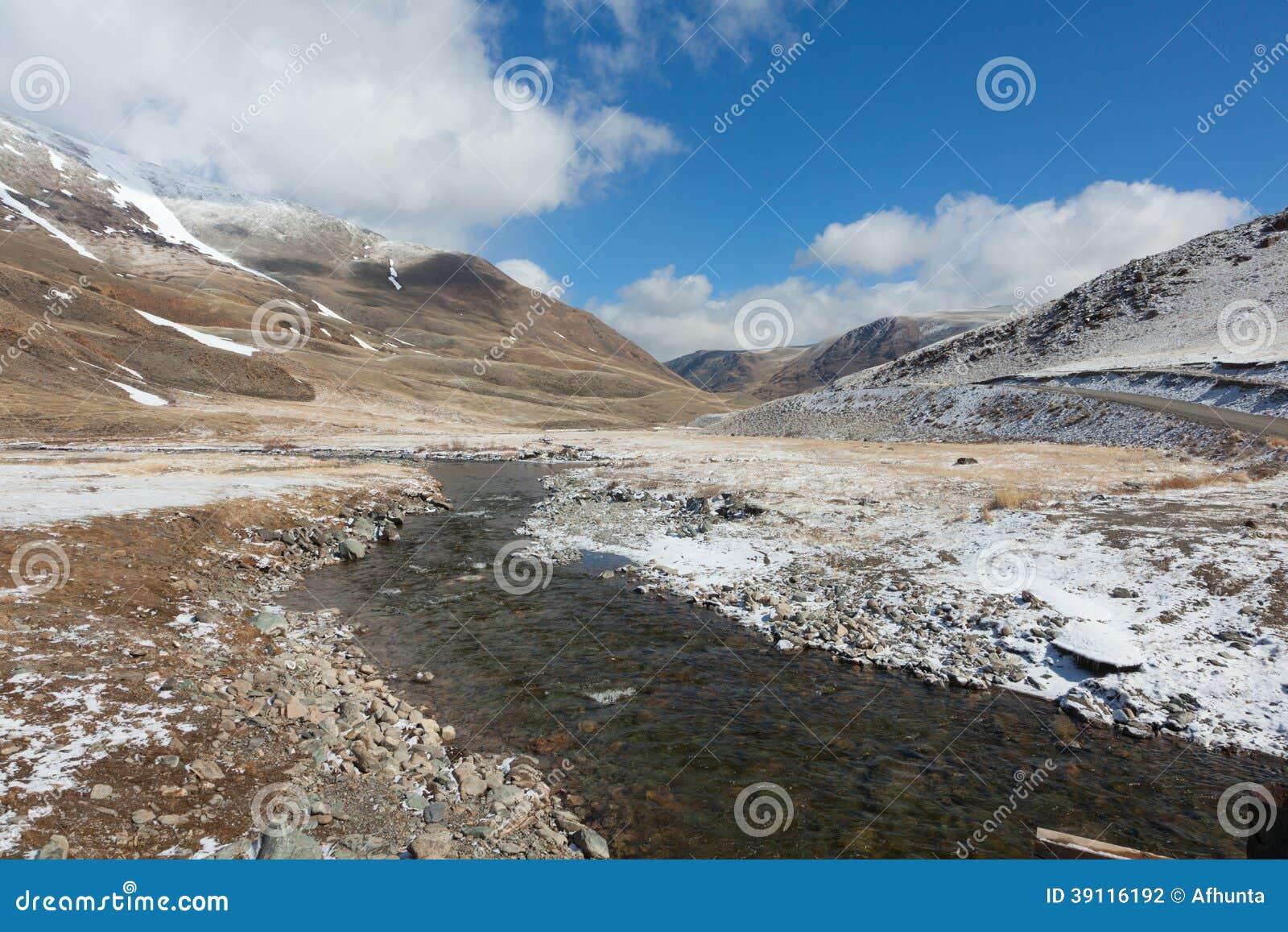 De bergrivier