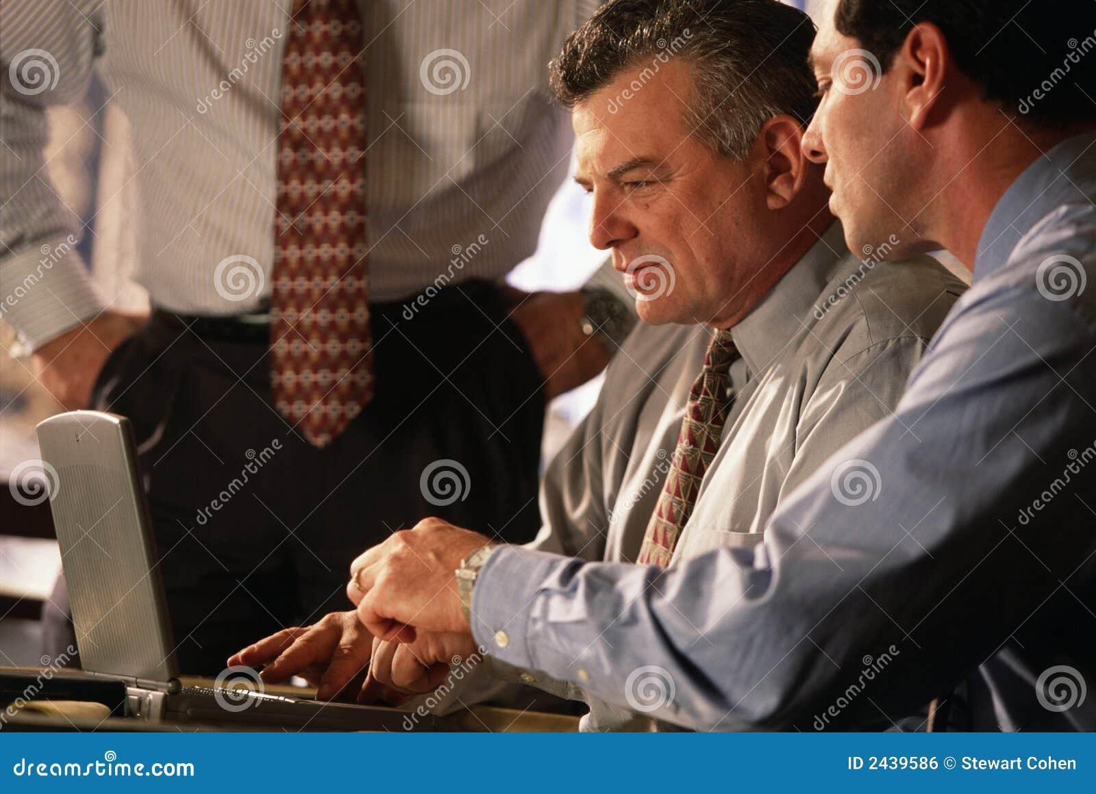 De beroeps van het bureau