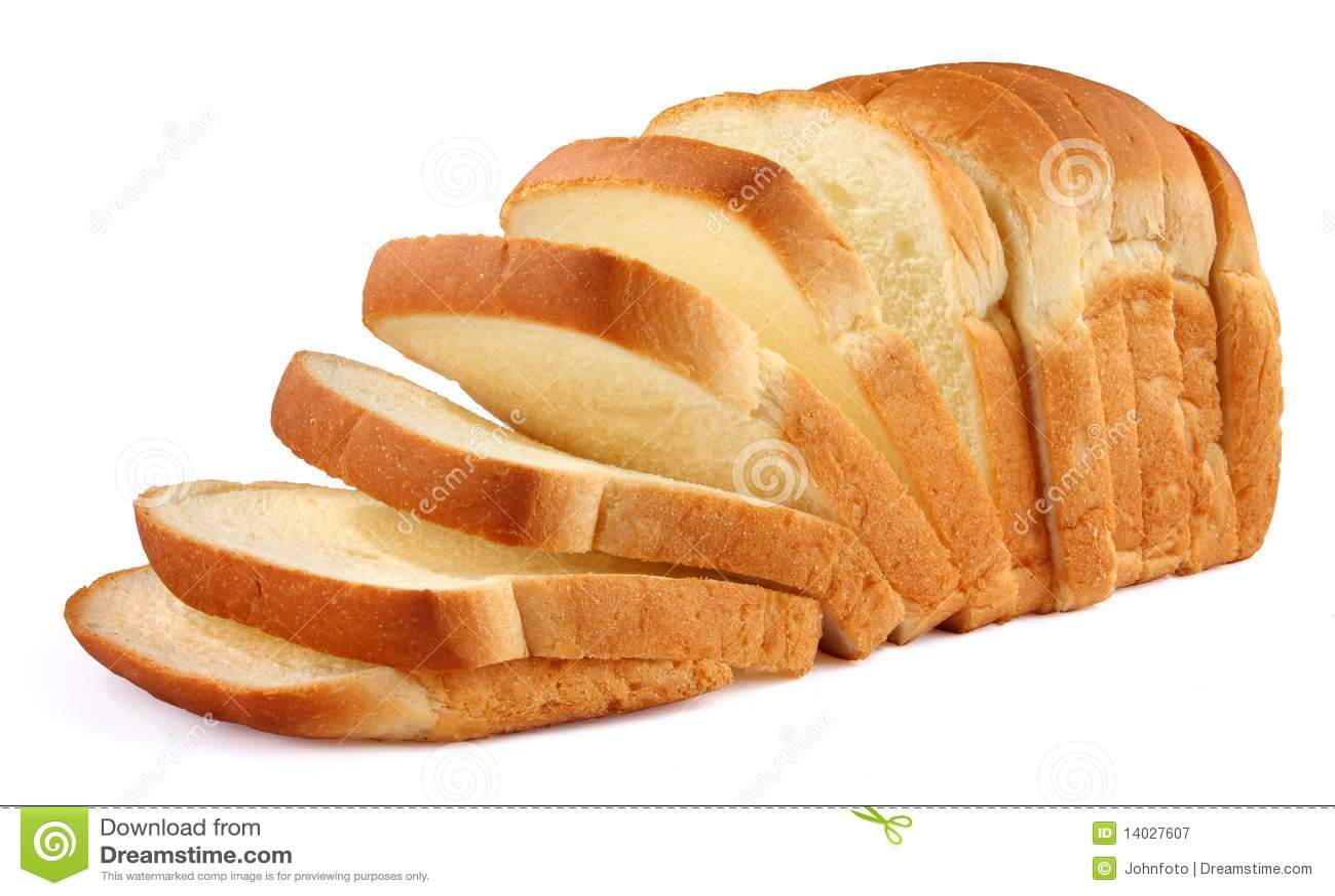 De besnoeiing van het brood
