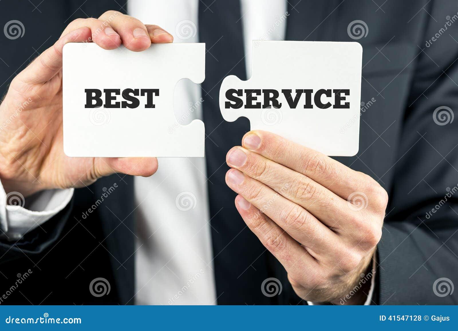 De beste dienst