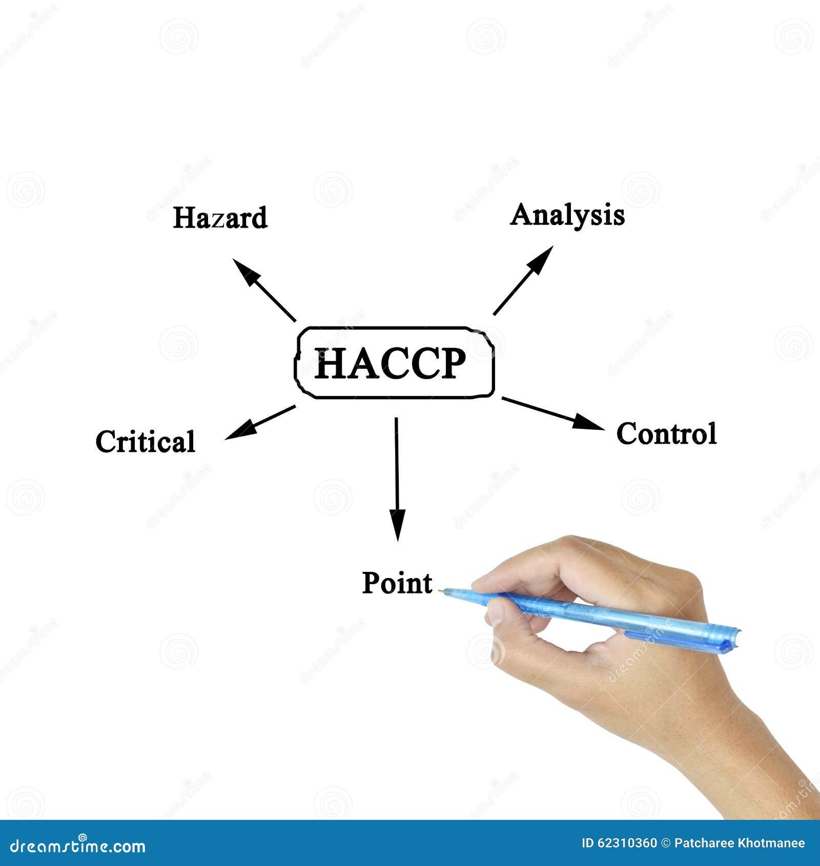 De Betekenis Van HACCP-concept (Risicoanalyse Van Kritieke ...