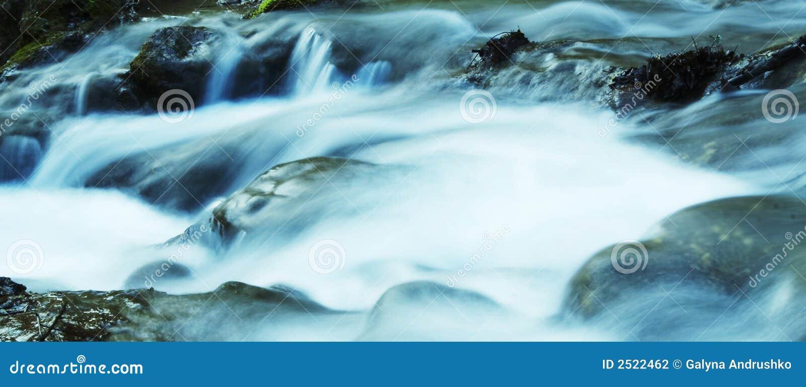 De beweging van het water stock foto afbeelding bestaande uit parkeren 2522462 - Groen behang van het water ...