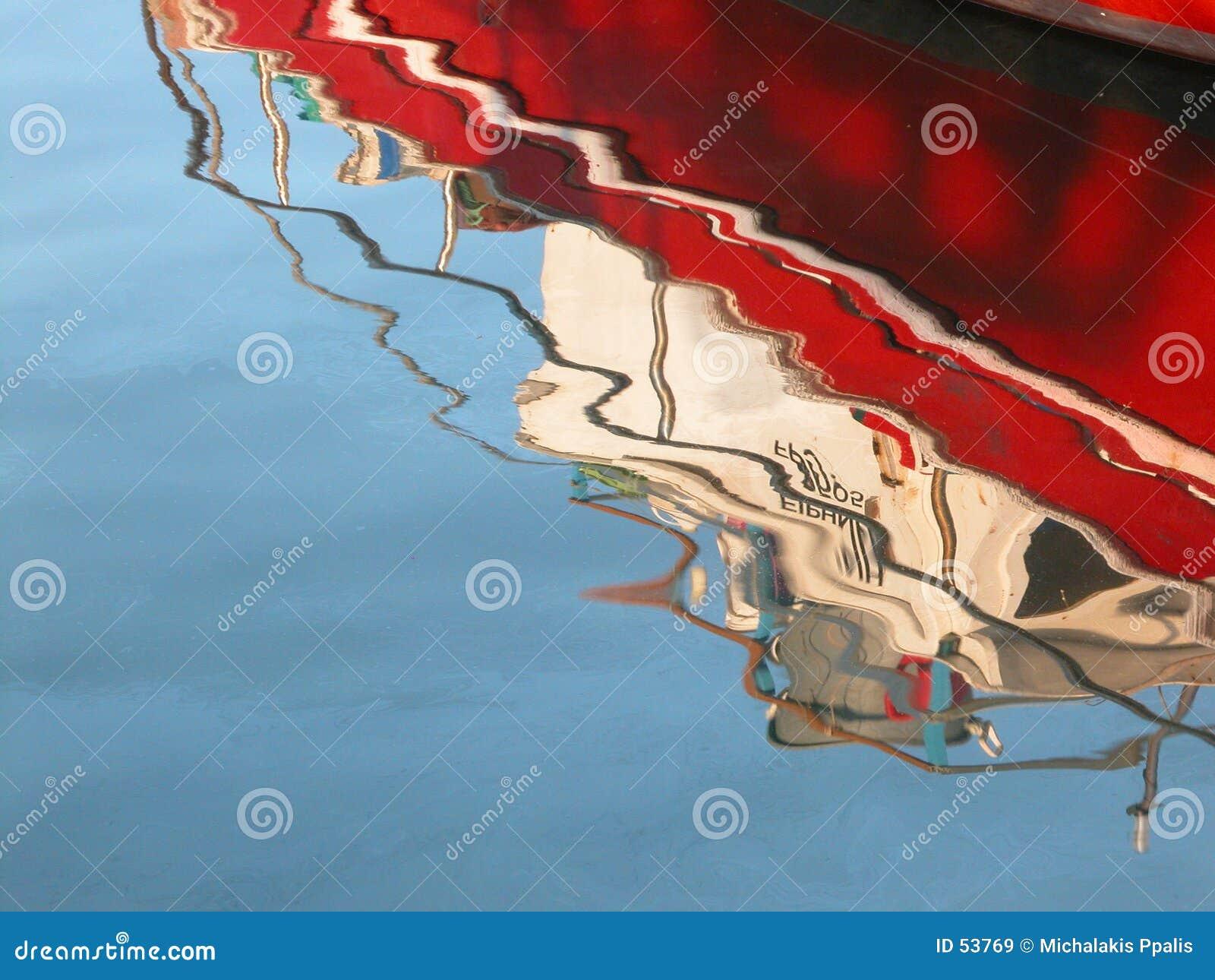 De bezinning van de Vissersboot!