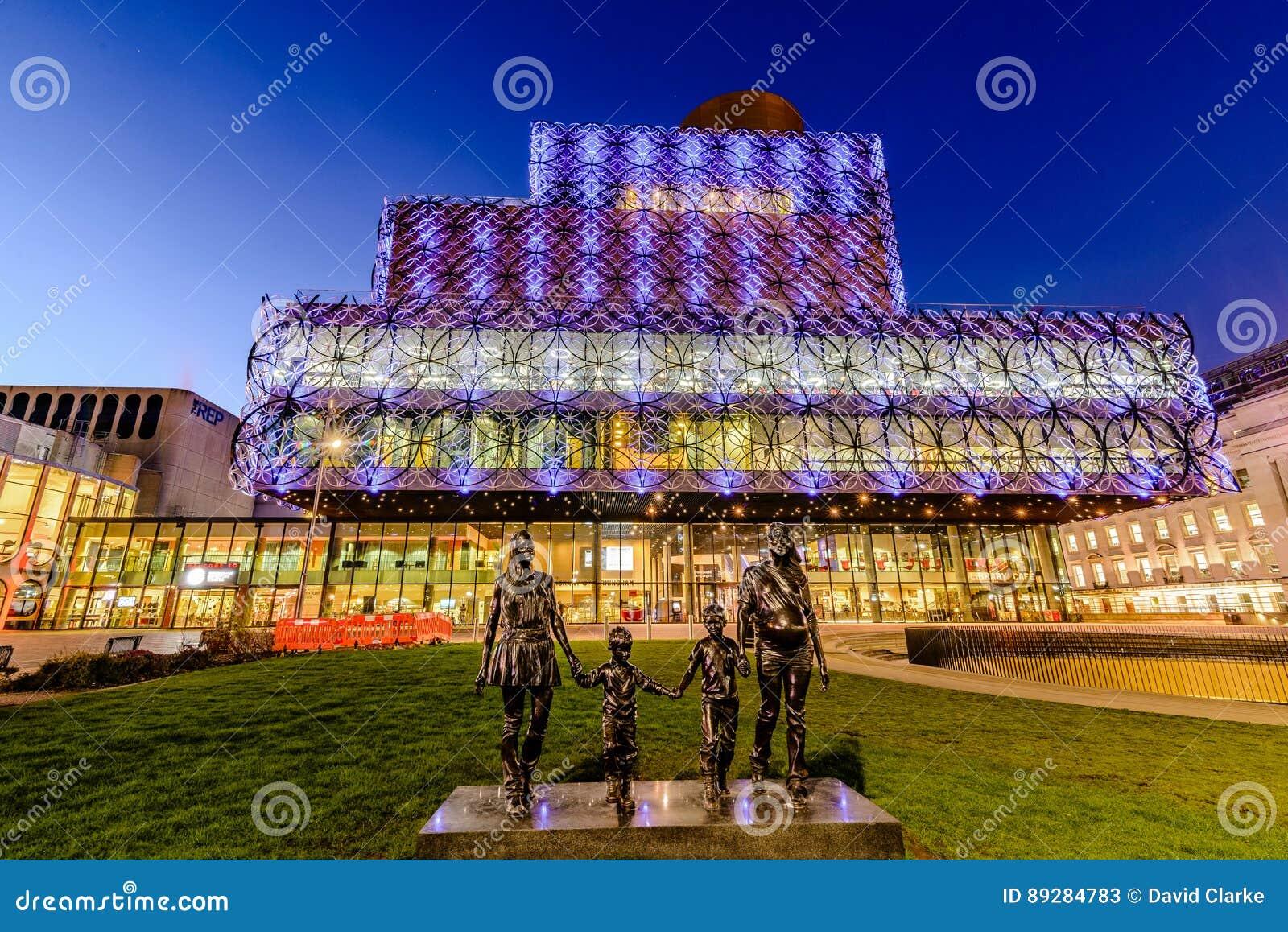 De Bibliotheek van Birmingham