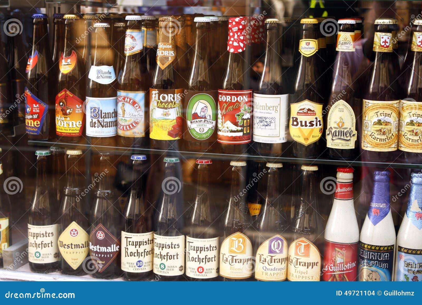 De bieren van België