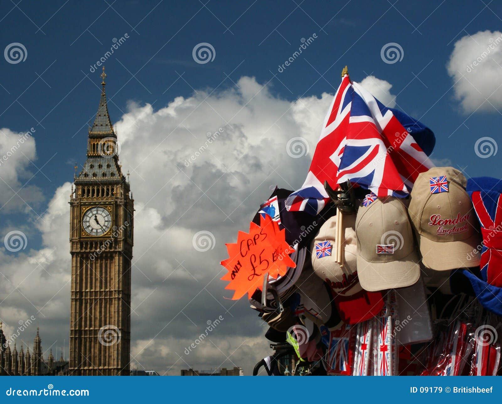 De Big Ben, Londen, Engeland