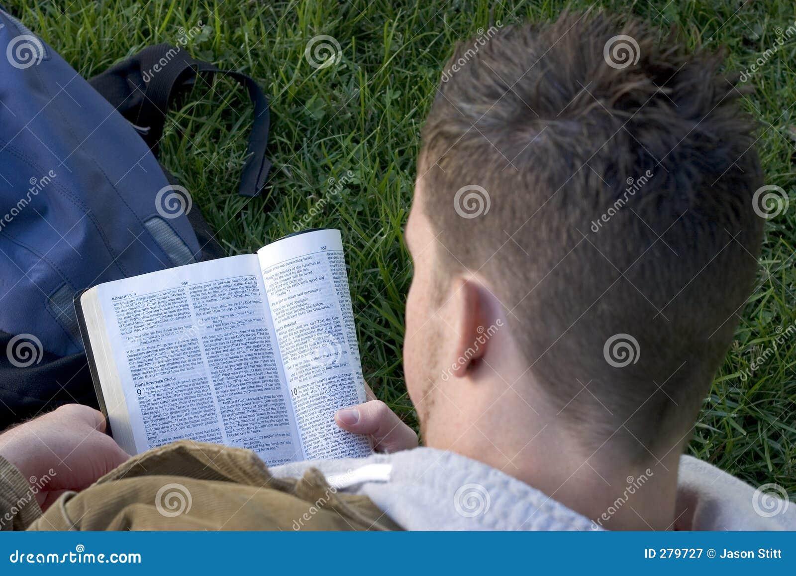 De Bijbel van de lezing