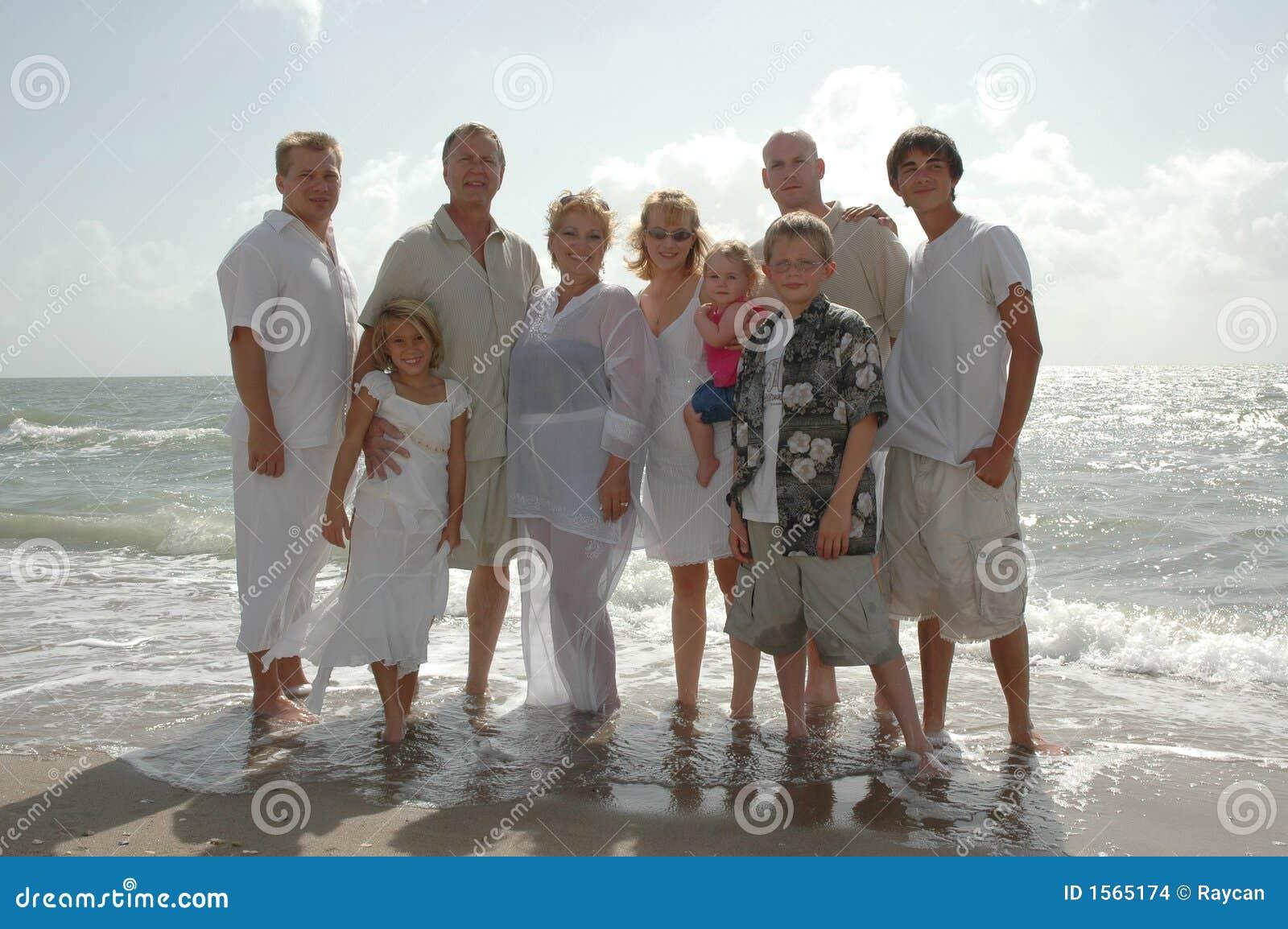 De Bijeenkomst van de familie
