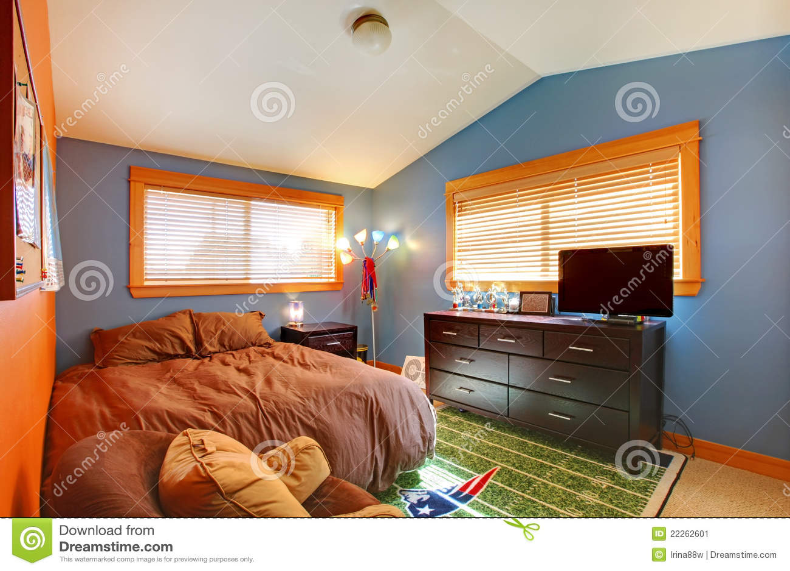 Slaapkamer roze bruin ~ [Spscents.com]