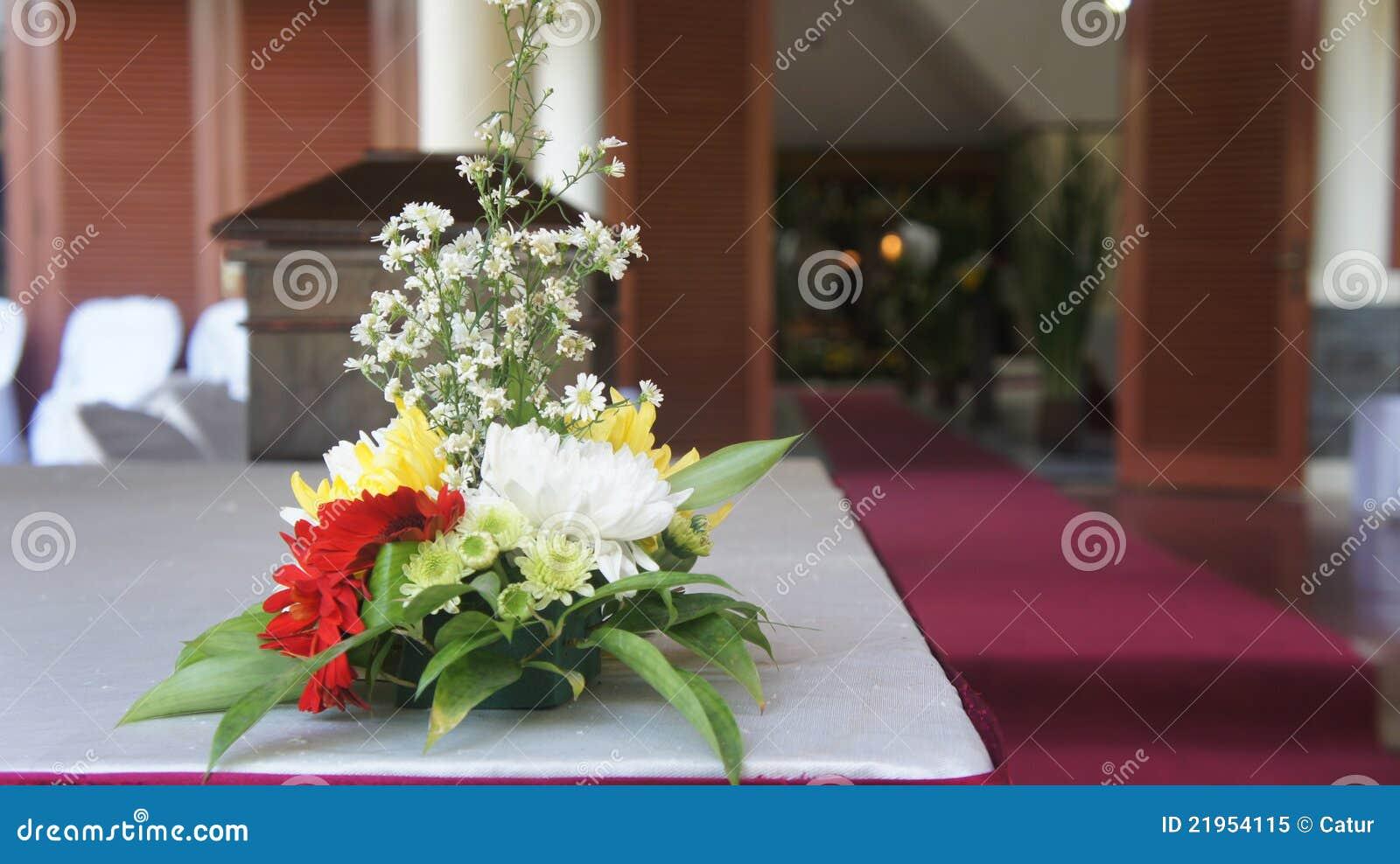 De bloem van het huwelijk