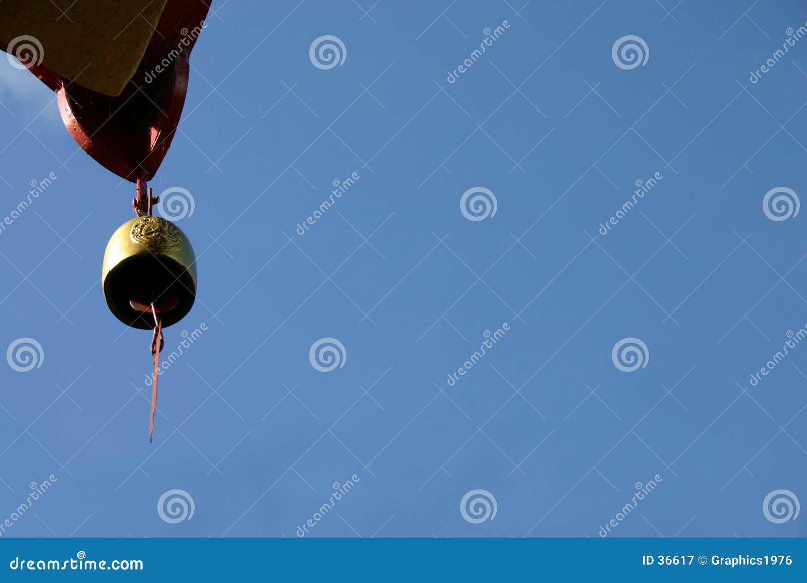 De boeddhistische Klok van de Tempel
