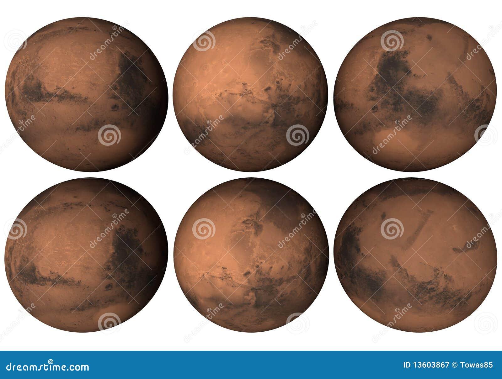 De bol van Mars
