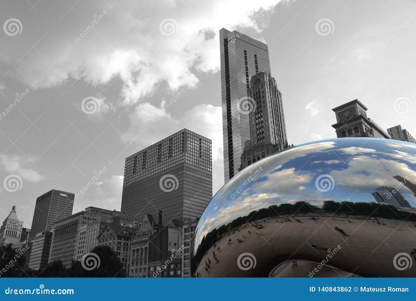 De Boon voor de Horizon van Chicago