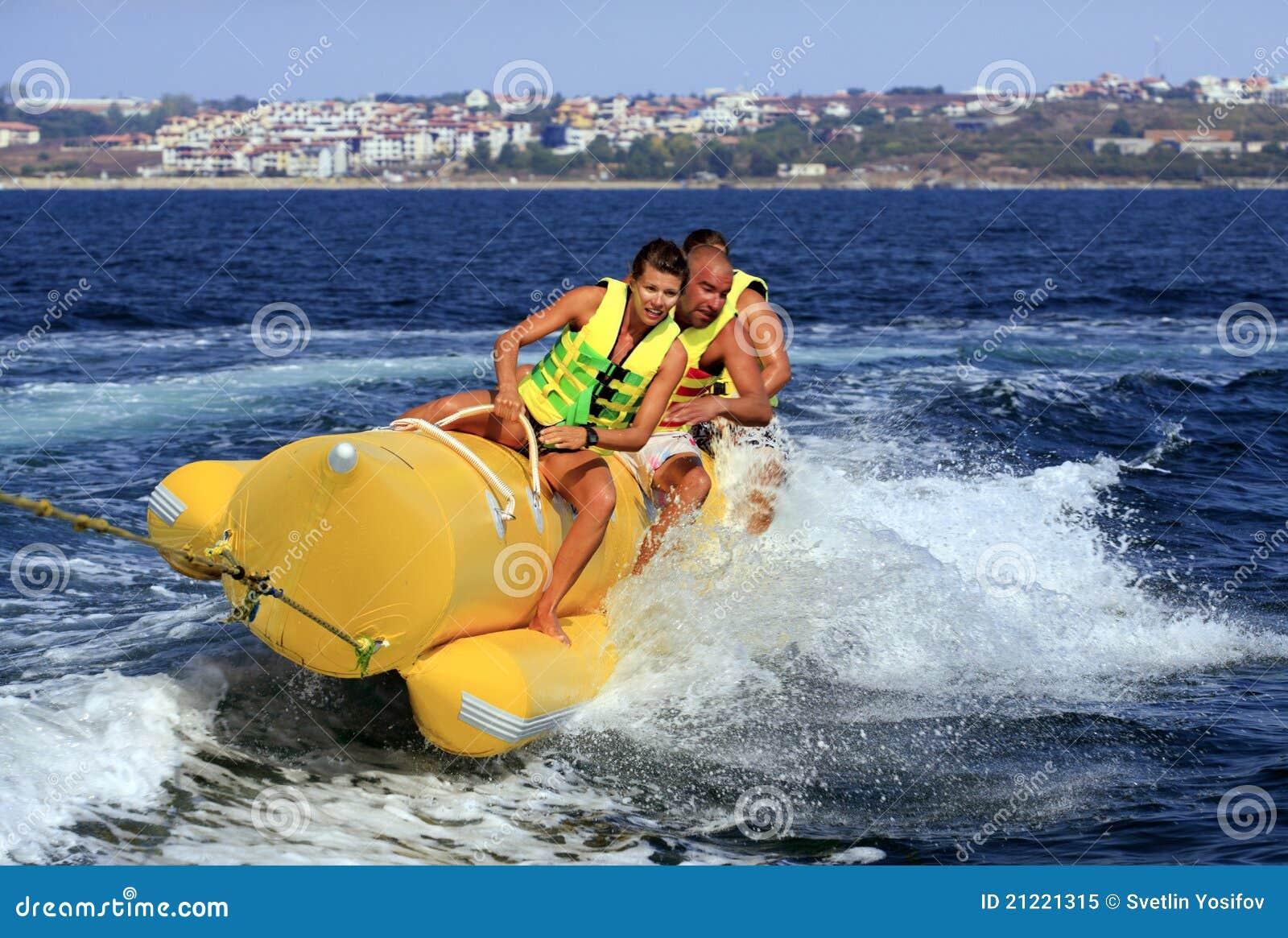De Boot van de banaan