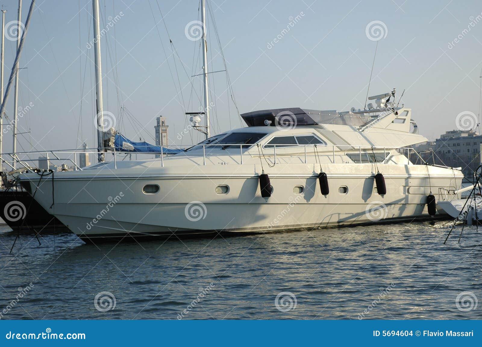 De boot van de macht